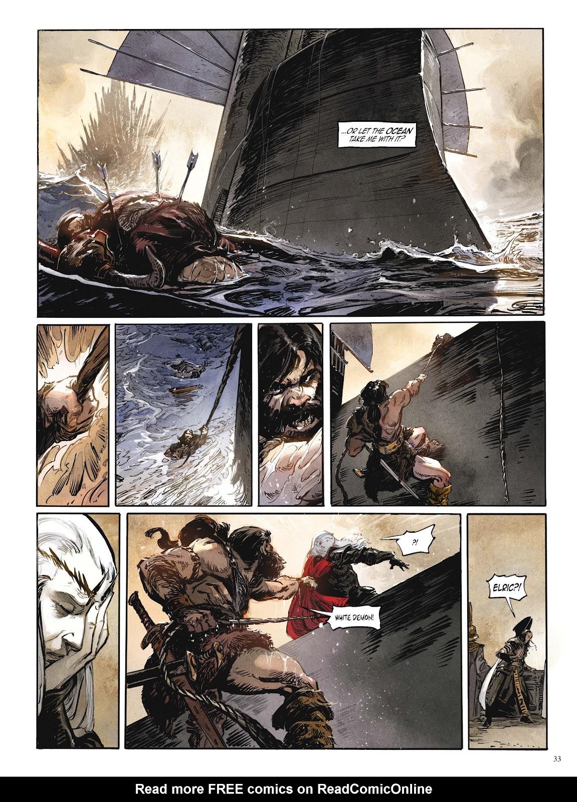 Elric (2014) TPB 1 #1 - English 32