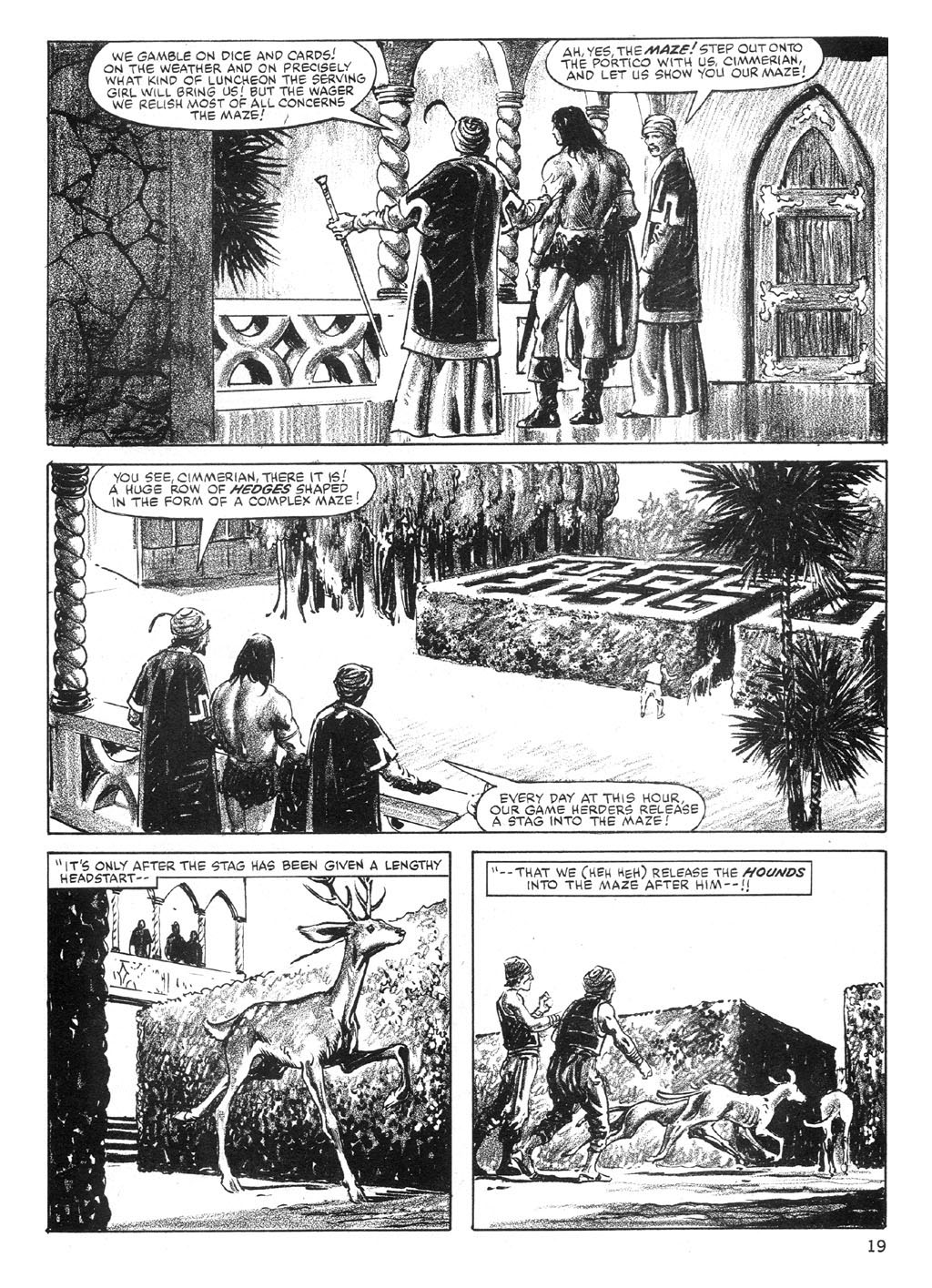 The Savage Sword Of Conan Issue #89 #90 - English 19