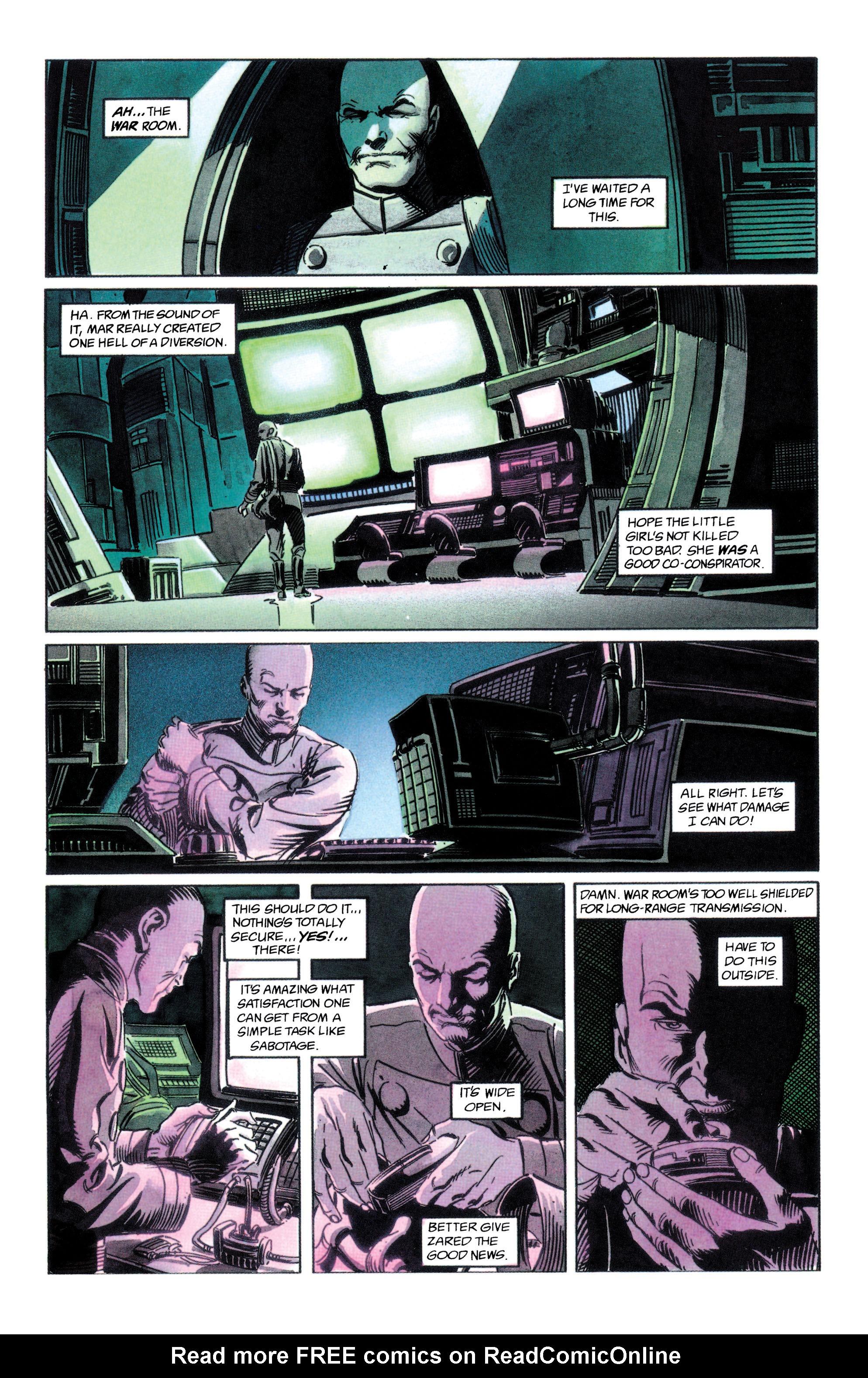 Adam Strange (1990) 2 Page 30
