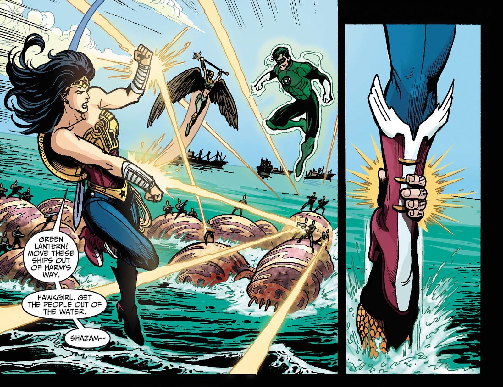 Injustice: Gods Among Us [I] Issue #11 #12 - English 5