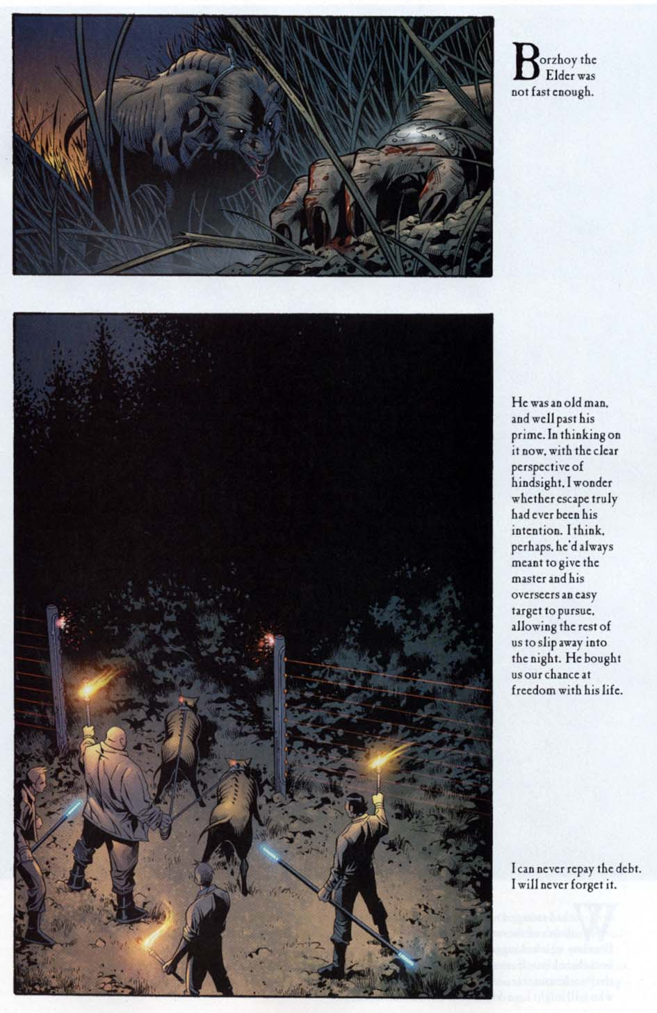 Read online Scion comic -  Issue #26 - 7