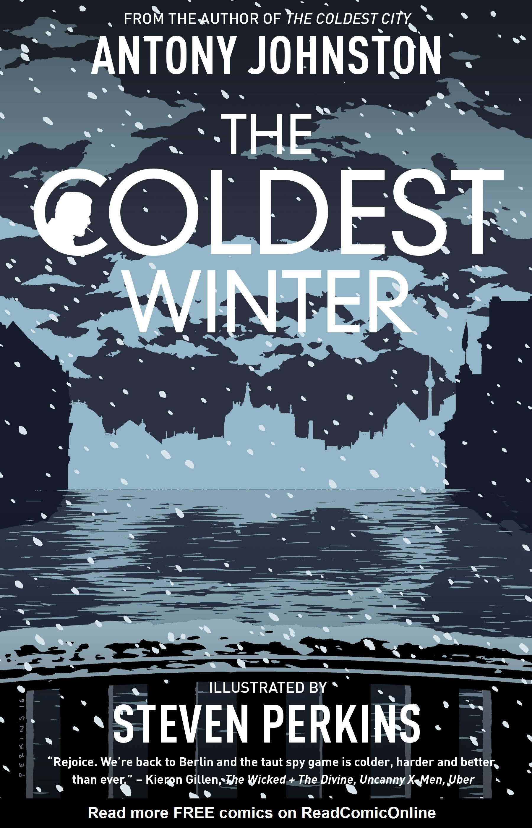 The Coldest Winter issue Full - Page 1