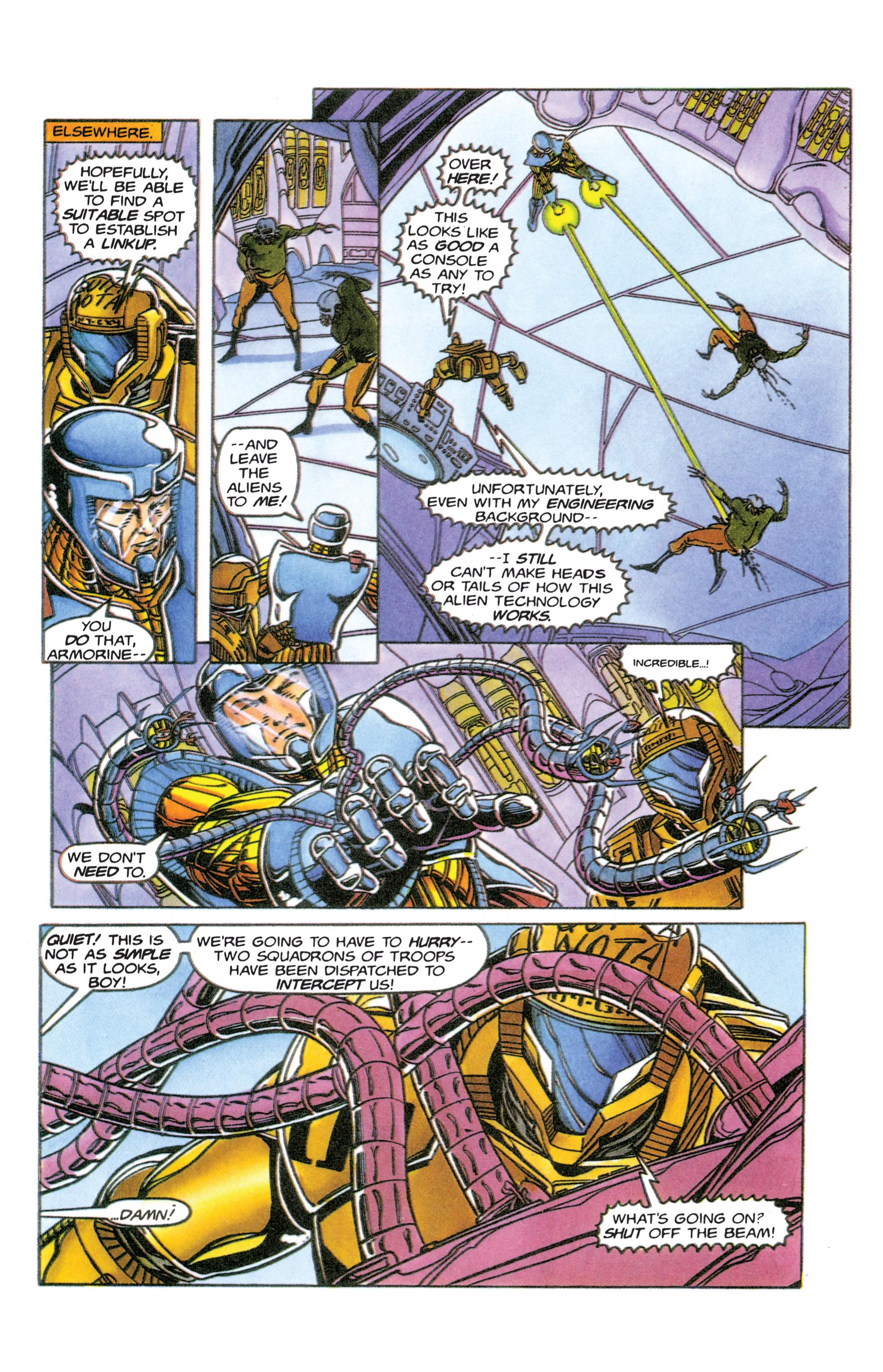 Armorines (1994) 6 Page 14