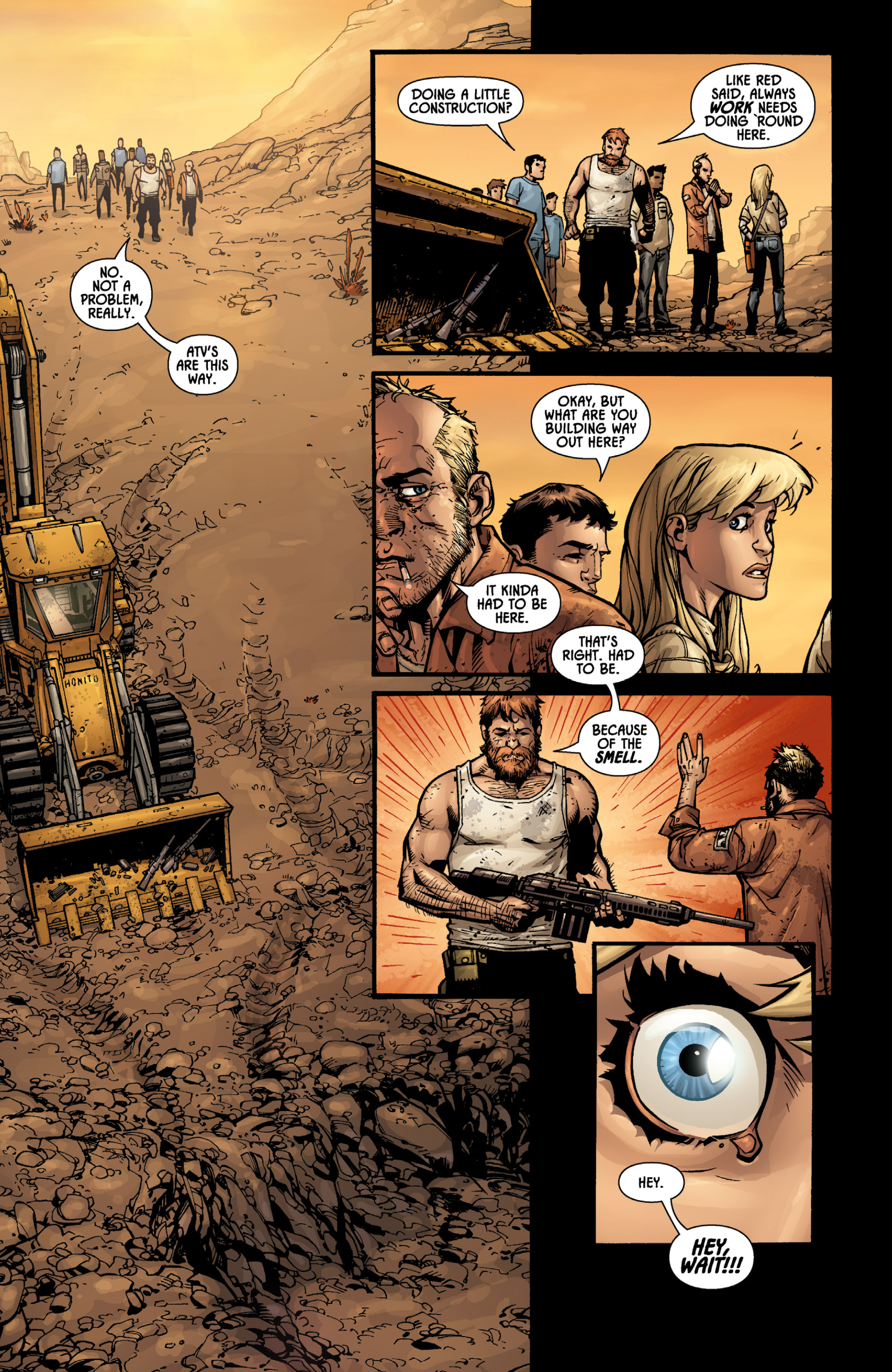 Aliens (2009) TPB Page 28