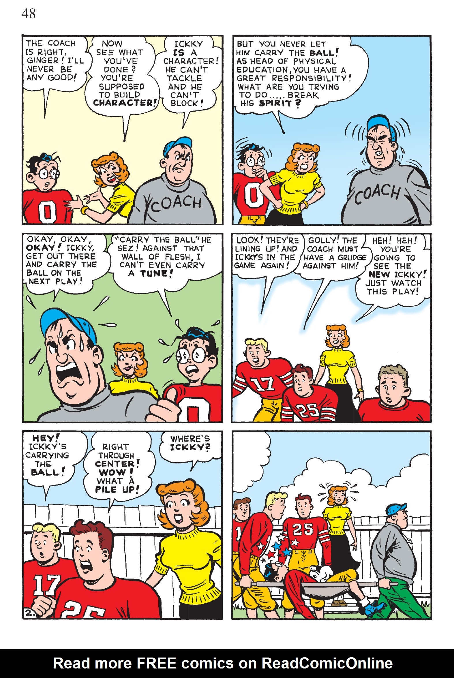 Read online The Best of Archie Comics comic -  Issue # TPB 2 (Part 1) - 50