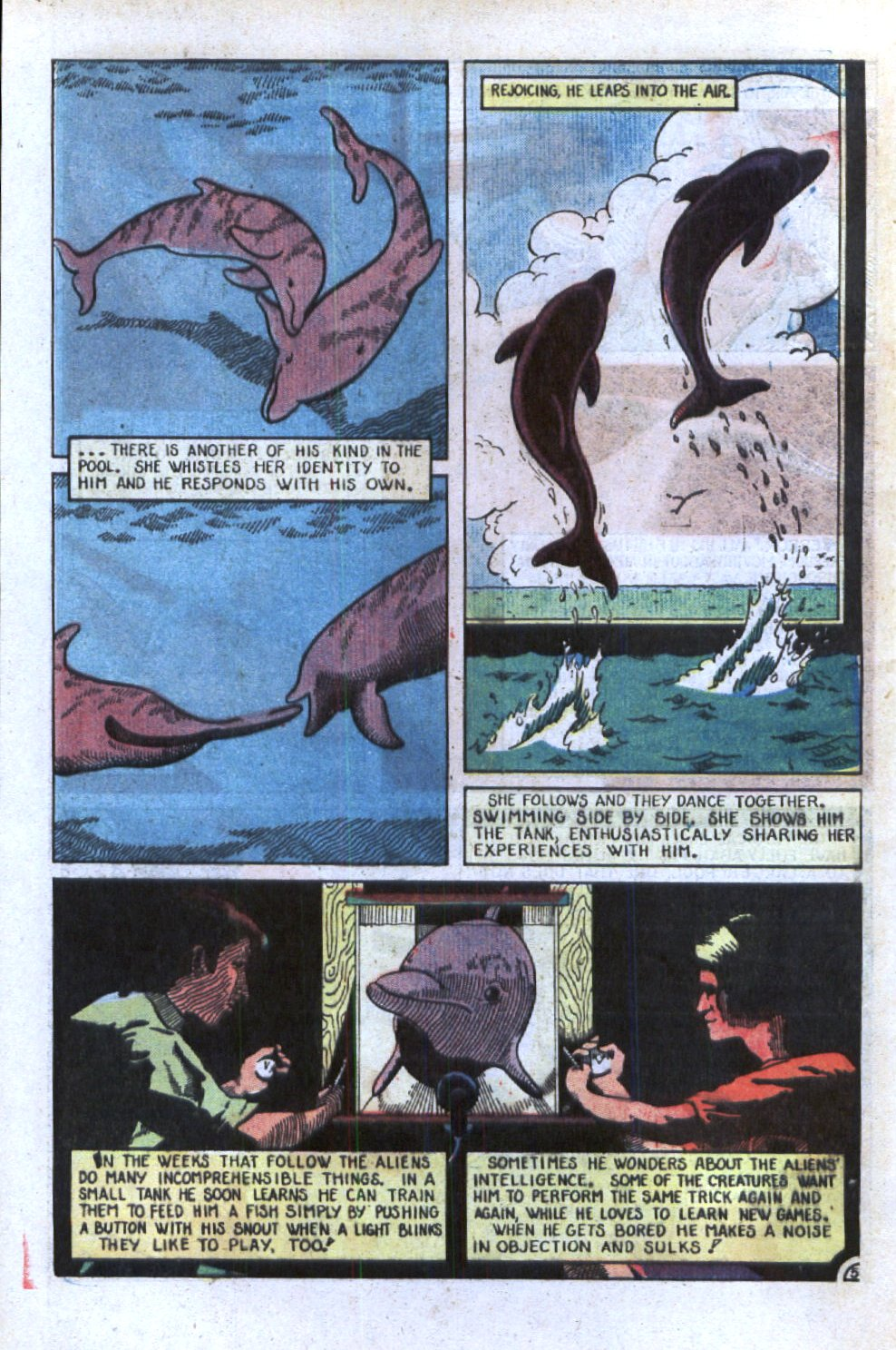 Read online Scary Tales comic -  Issue #37 - 28