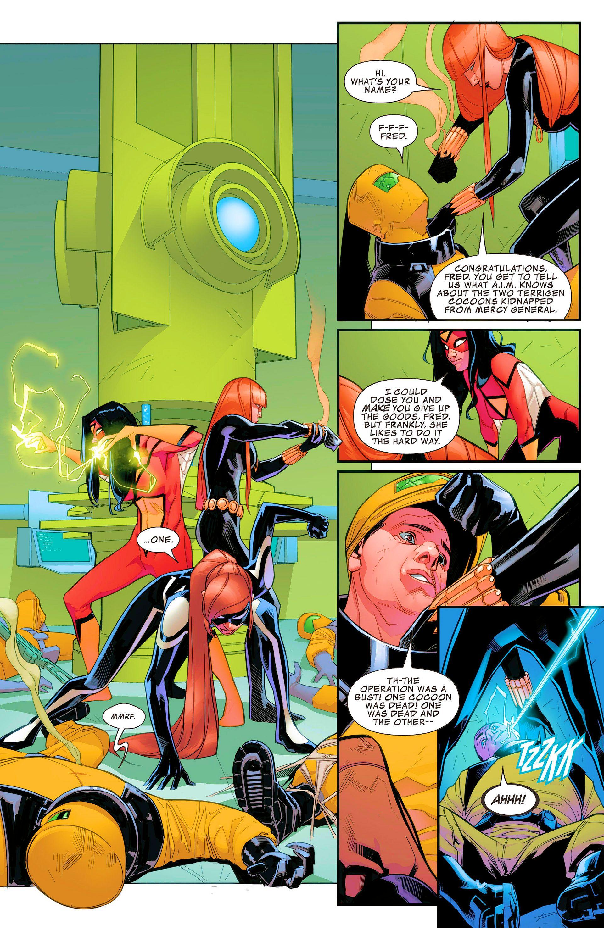 Read online Avengers Assemble (2012) comic -  Issue #21 - 16