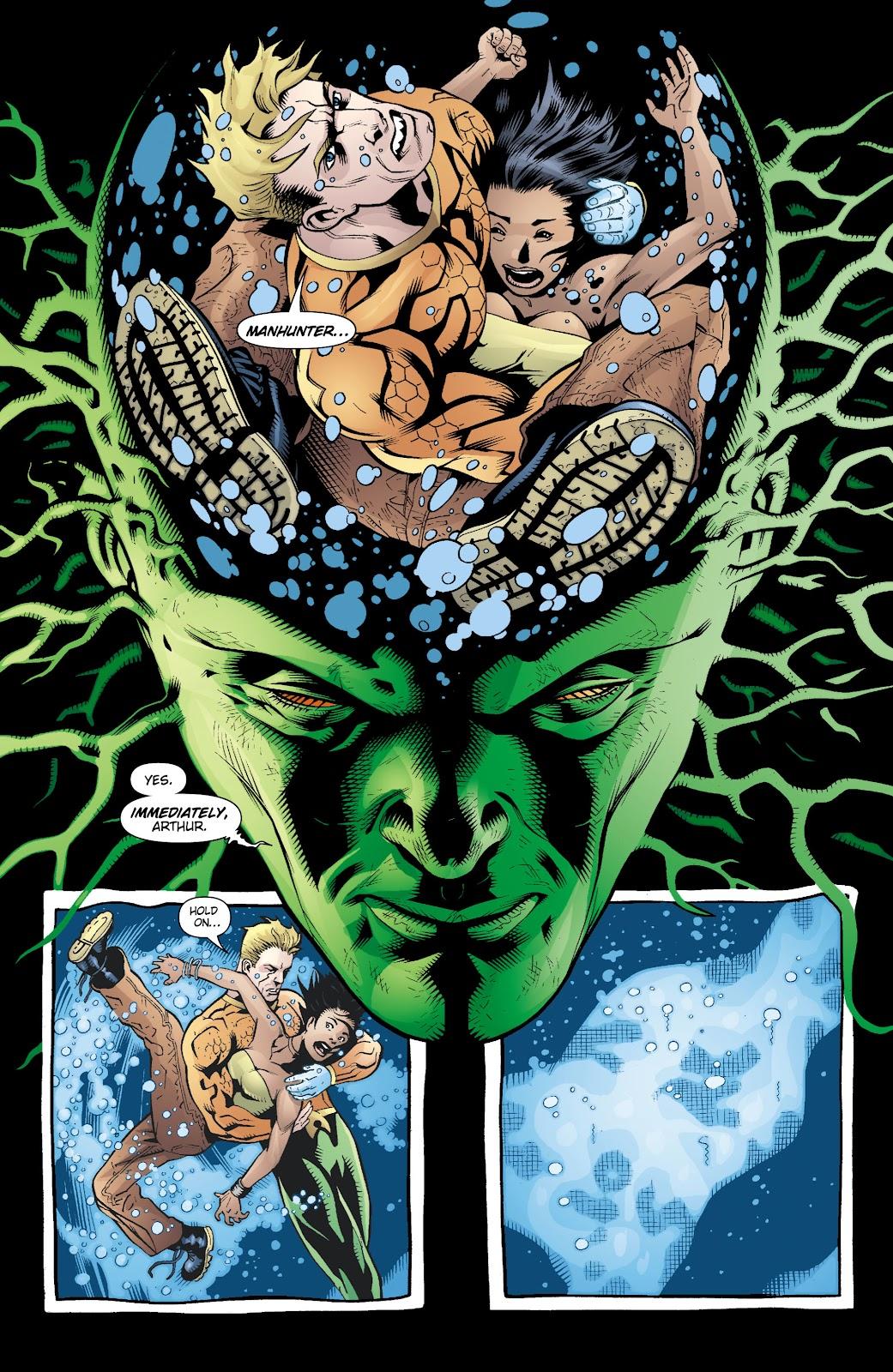 Aquaman (2003) Issue #16 #16 - English 8