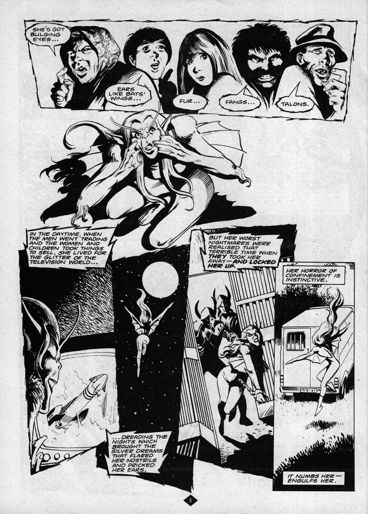 Captain Britain (1985) 8 Page 8