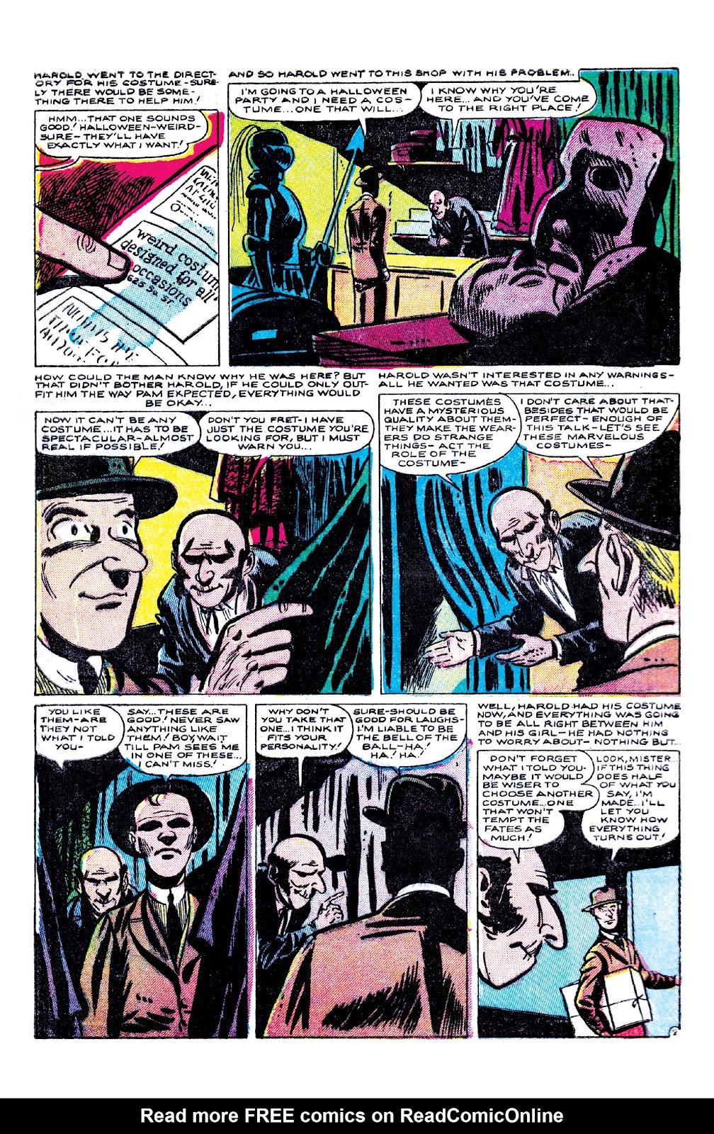 Haunted Horror Issue #19 #19 - English 22