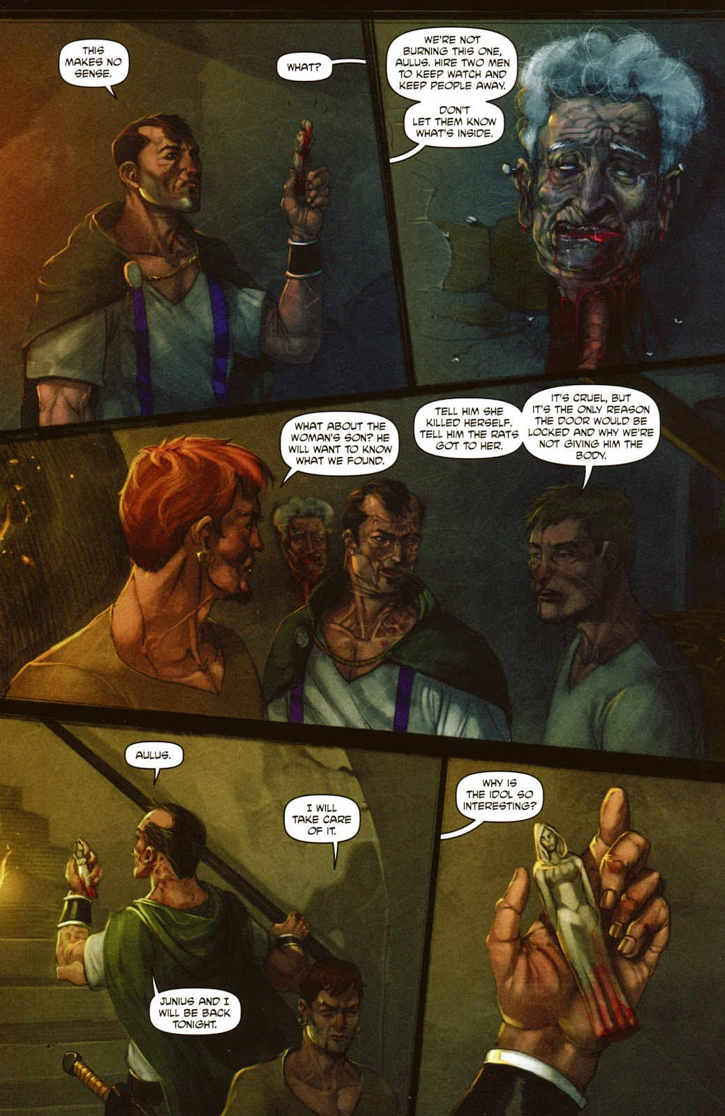 Caligula: Heart of Rome Issue #2 #2 - English 10