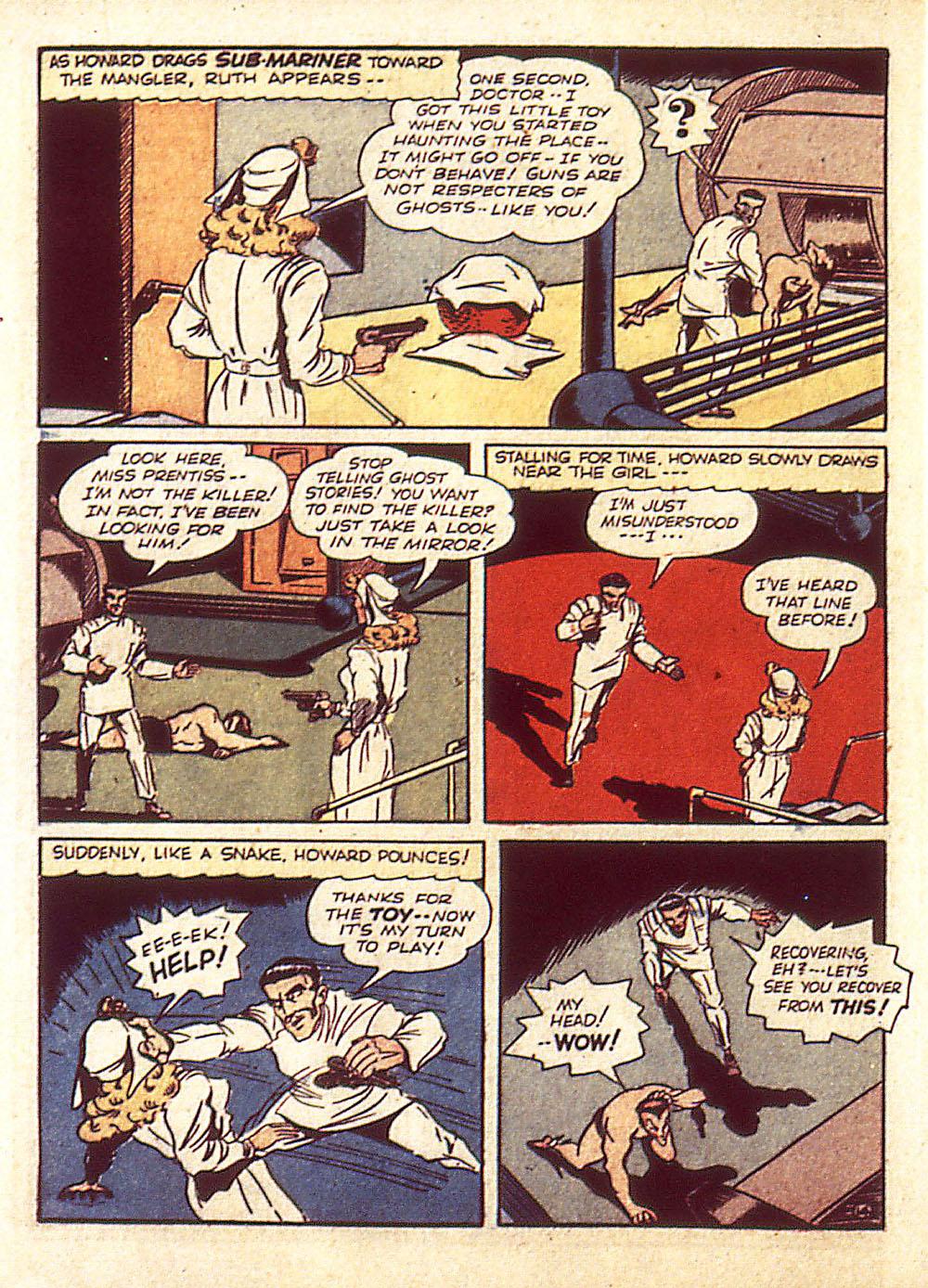 Sub-Mariner Comics Issue #4 #4 - English 17