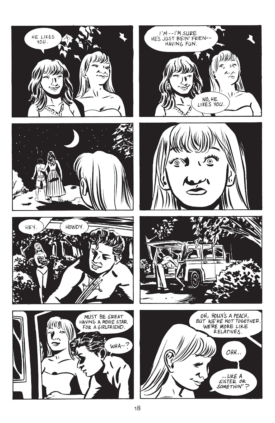 Stray Bullets Issue #11 #11 - English 20