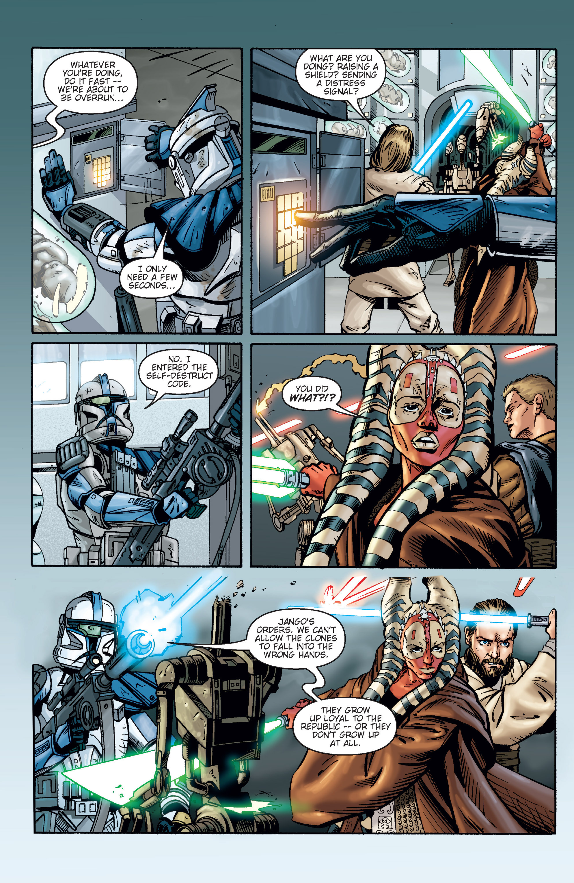 Star Wars Legends Epic Collection: The Clone Wars chap 1 pic 74