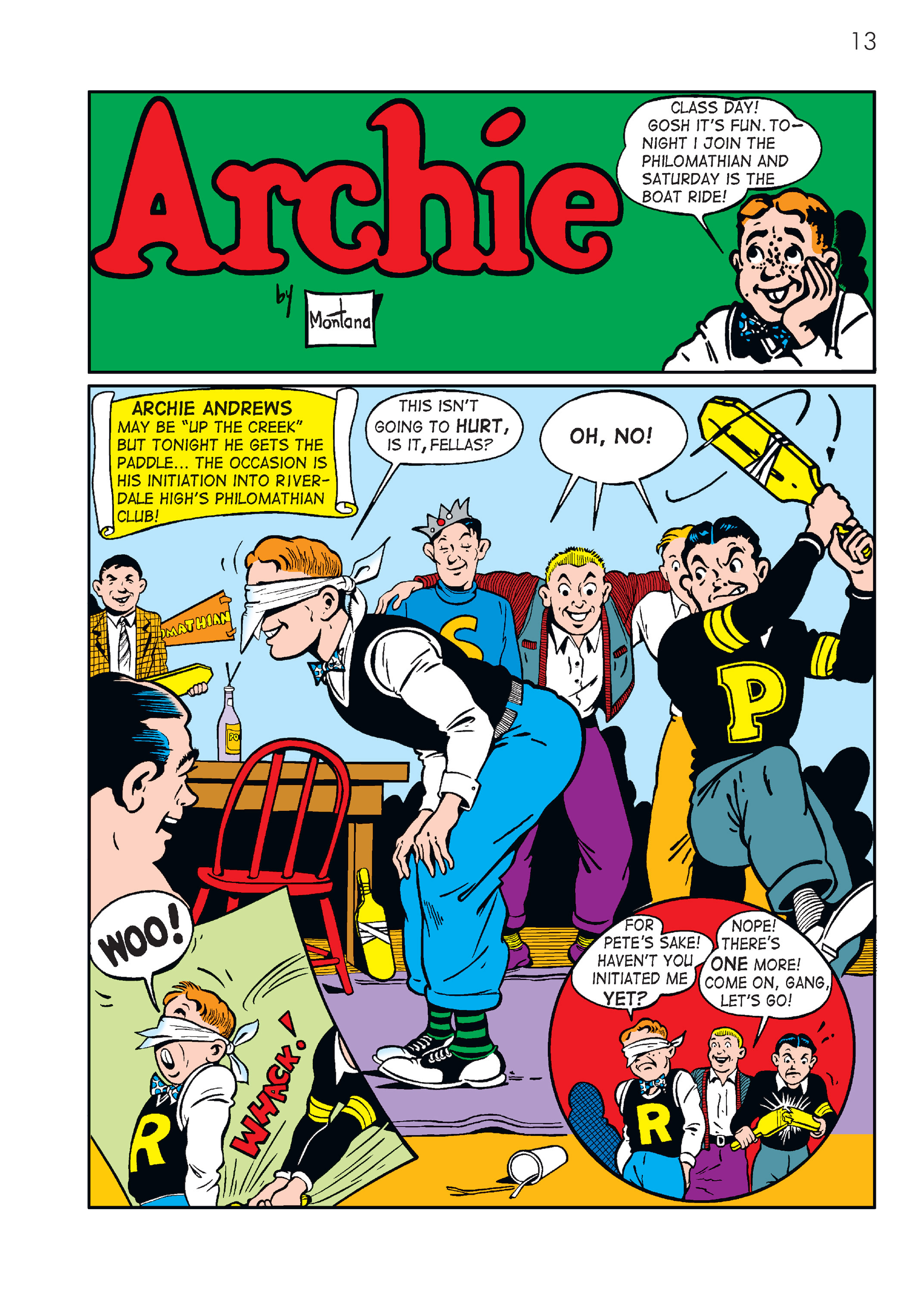 Read online The Best of Archie Comics comic -  Issue # TPB 4 (Part 1) - 14