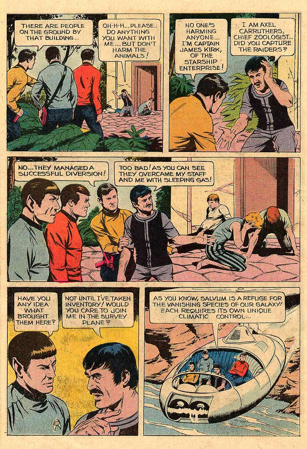 Star Trek (1967) #54 #54 - English 8