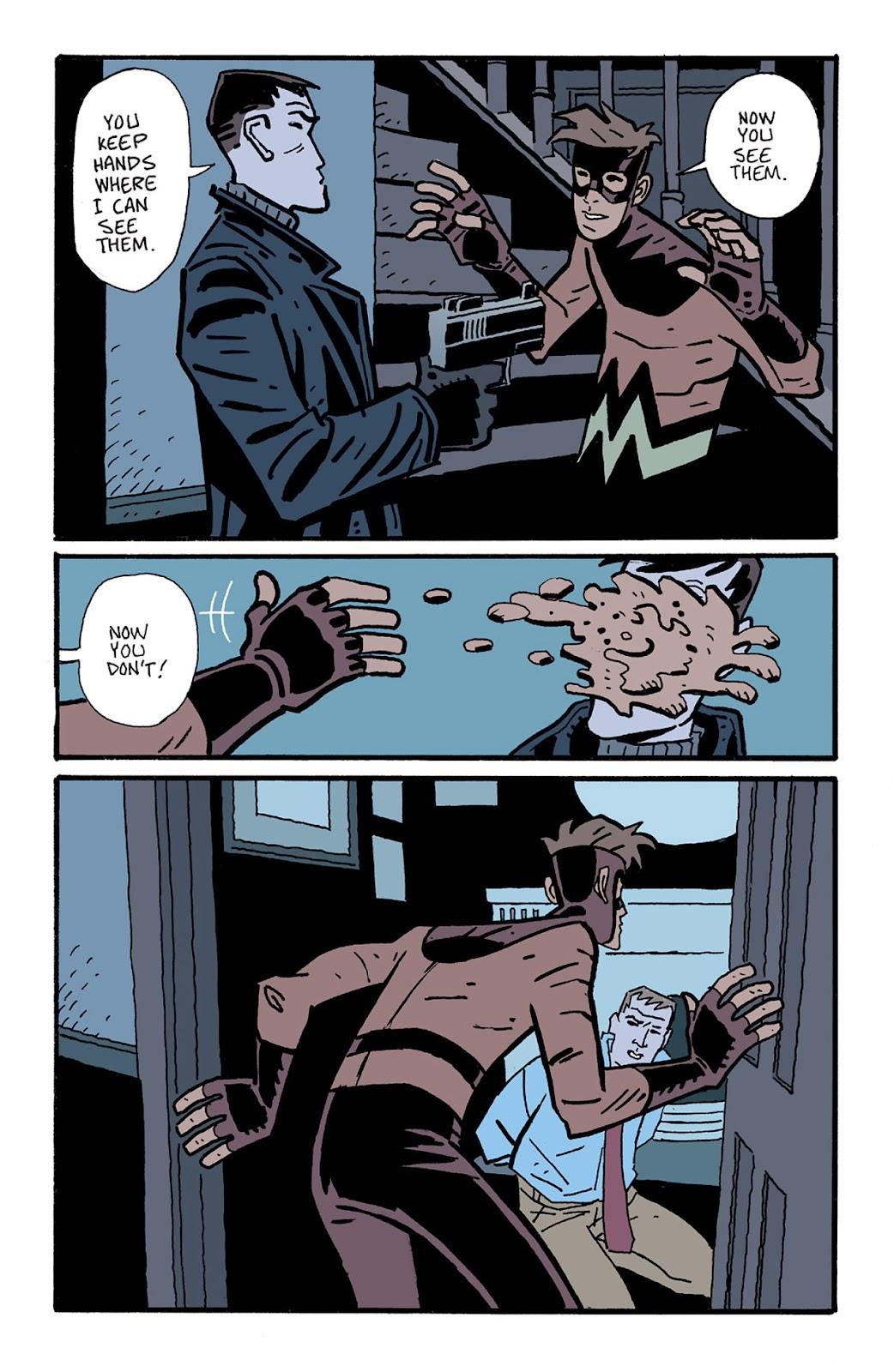 Mudman Issue #2 #2 - English 20