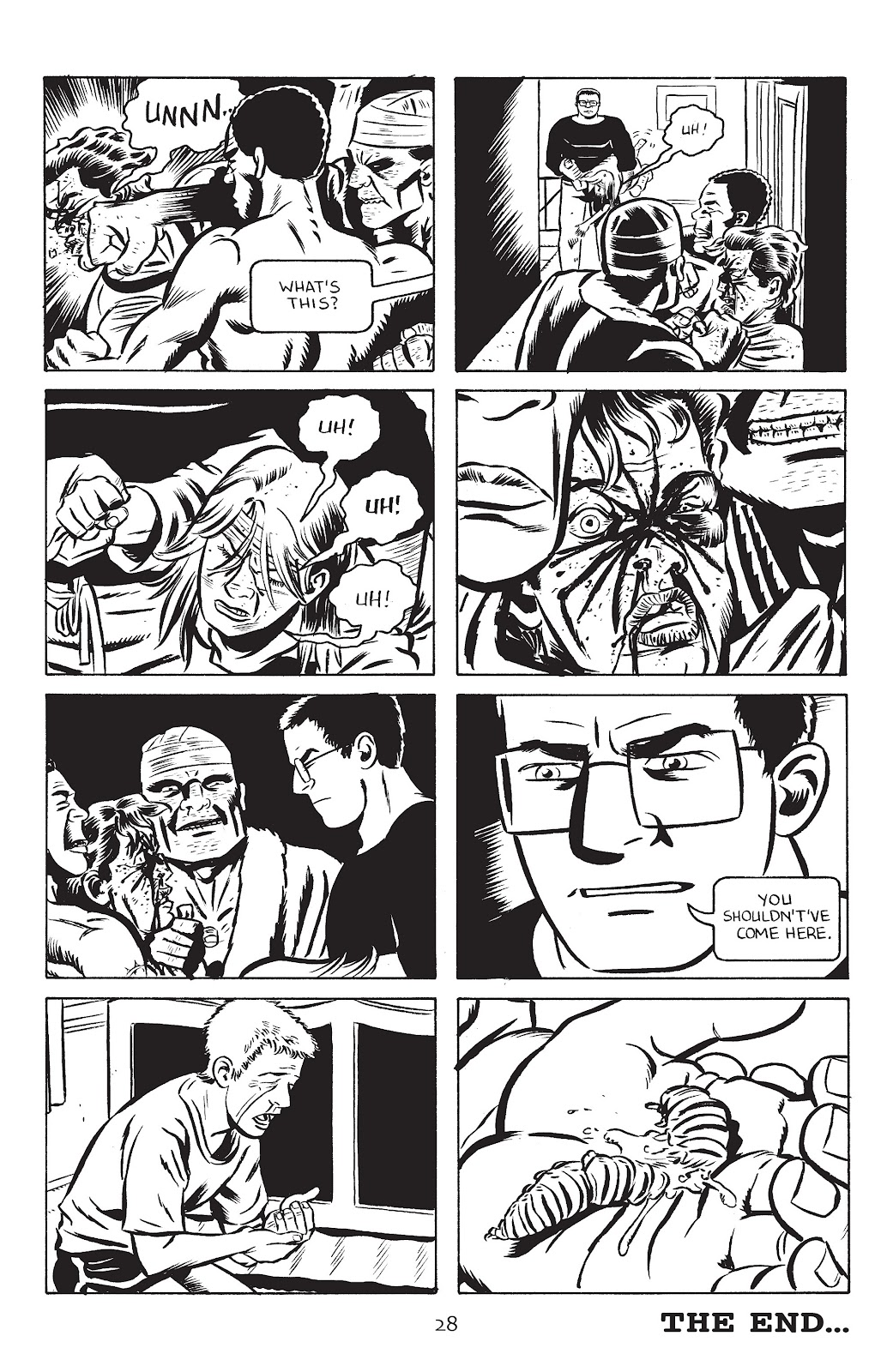 Stray Bullets Issue #28 #28 - English 30