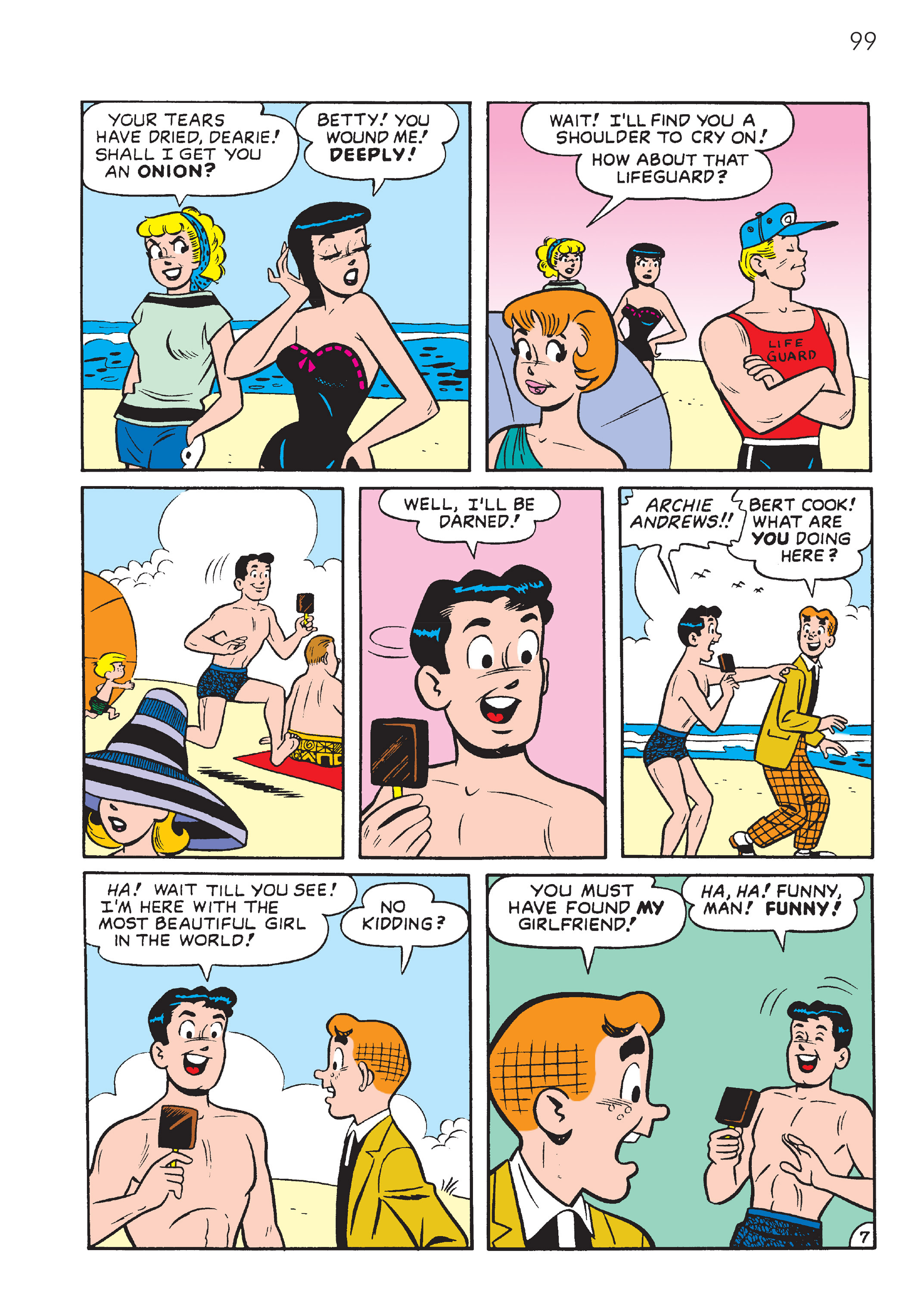 Read online The Best of Archie Comics comic -  Issue # TPB 4 (Part 1) - 100