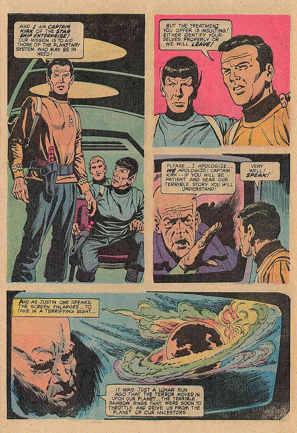 Star Trek (1967) Issue #37 #37 - English 7