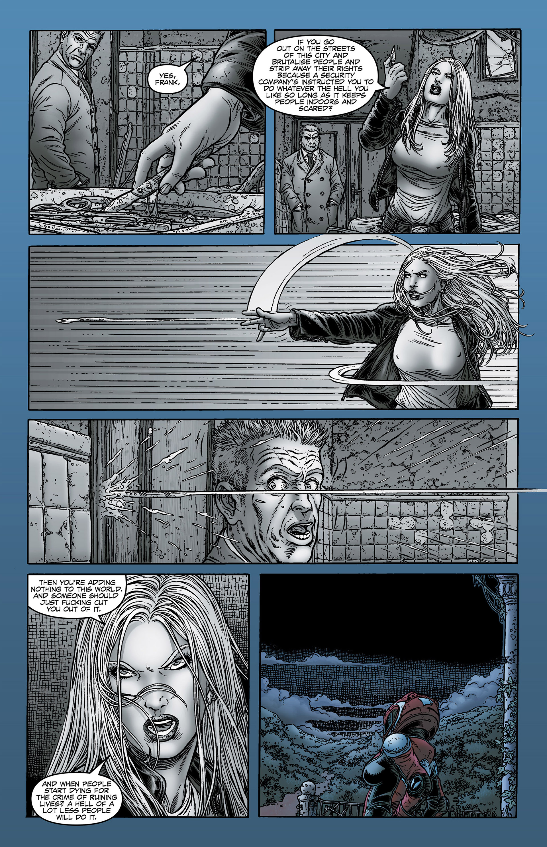 Black Summer 5 Page 9