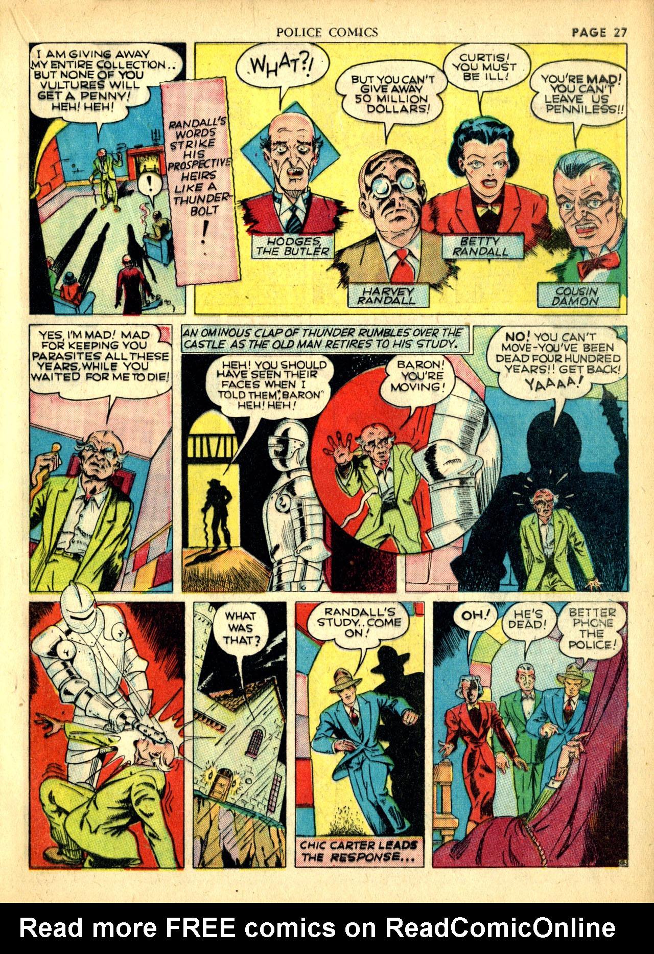 Police Comics #1 #127 - English 30