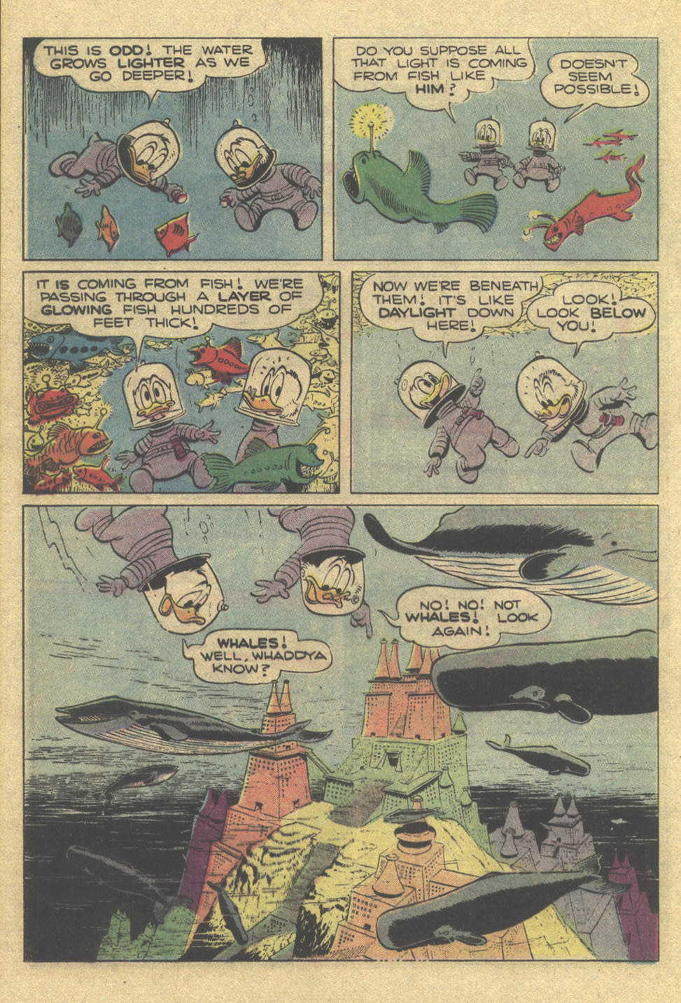 Uncle Scrooge (1953) Issue #189 #189 - English 20