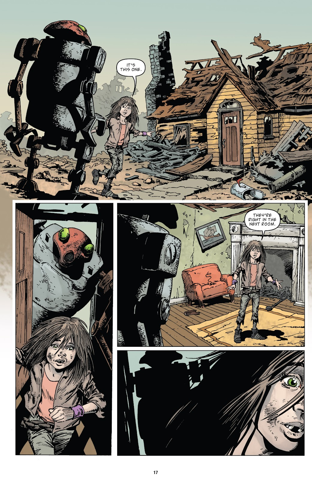 Zombies vs Robots (2015) Issue #2 Page 18
