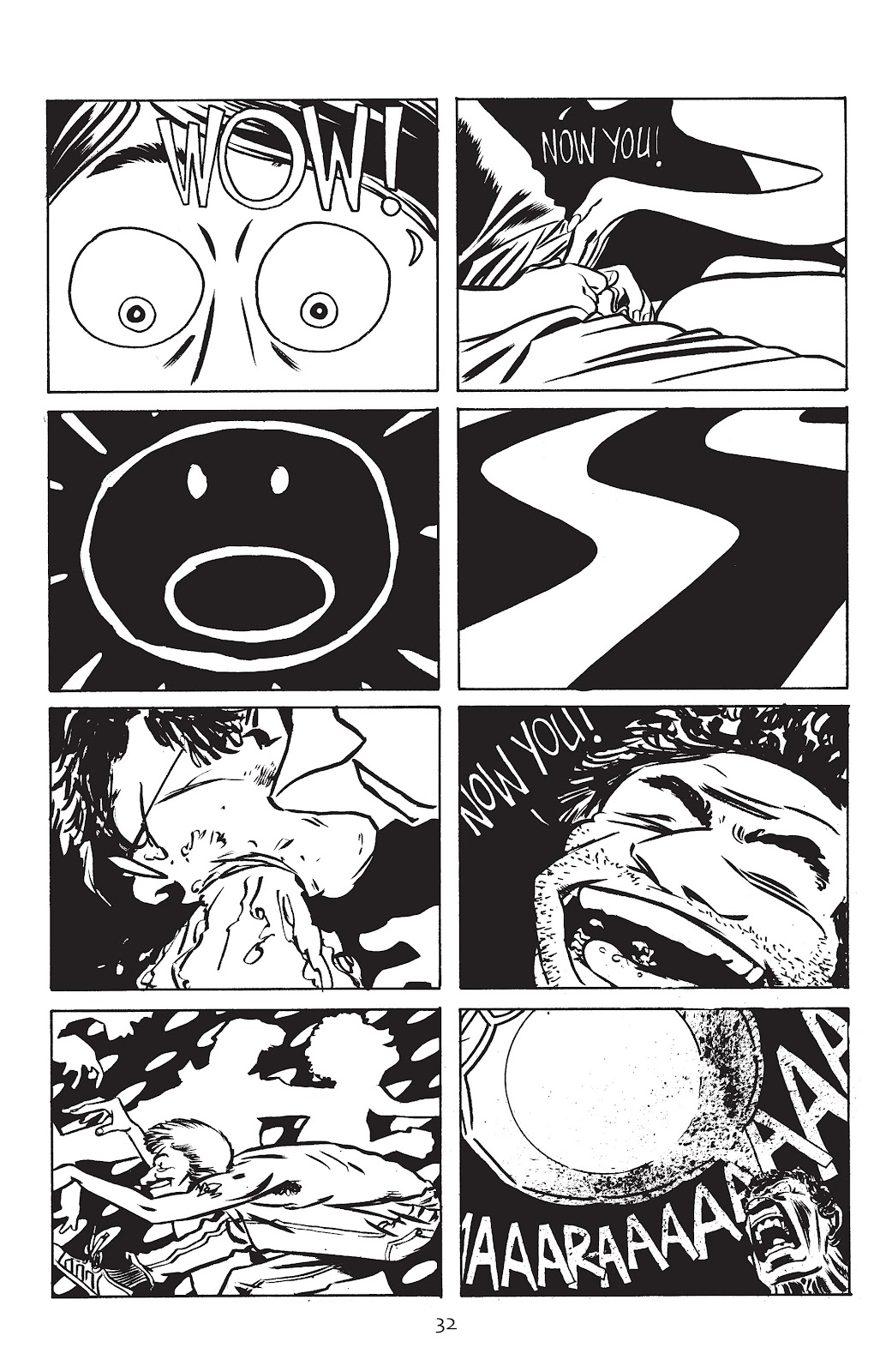 Stray Bullets Issue #5 #5 - English 34