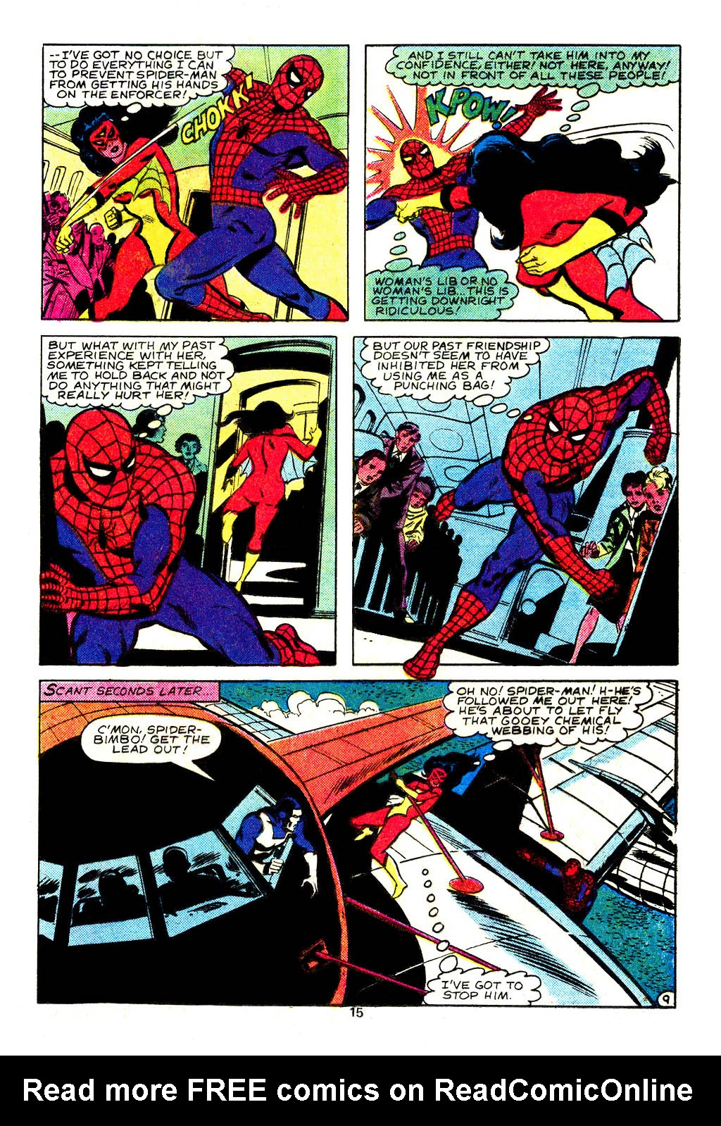 Spider-Woman (1978) Issue #29 #29 - English 10