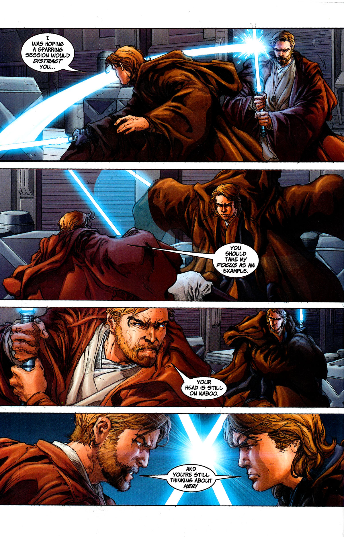 Star Wars: Obsession #4 #4 - English 4