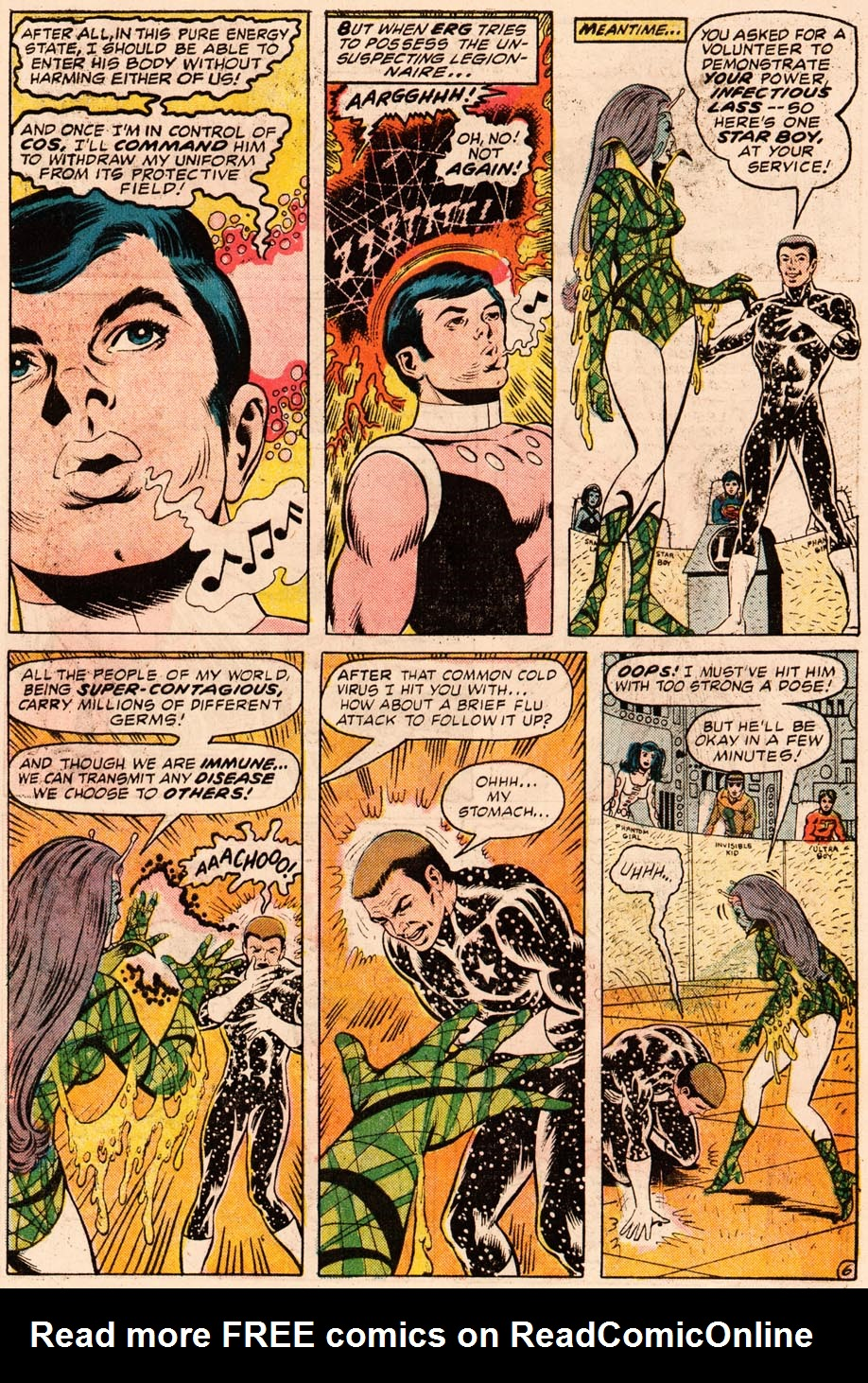 Tales of the Legion Issue #343 #30 - English 16