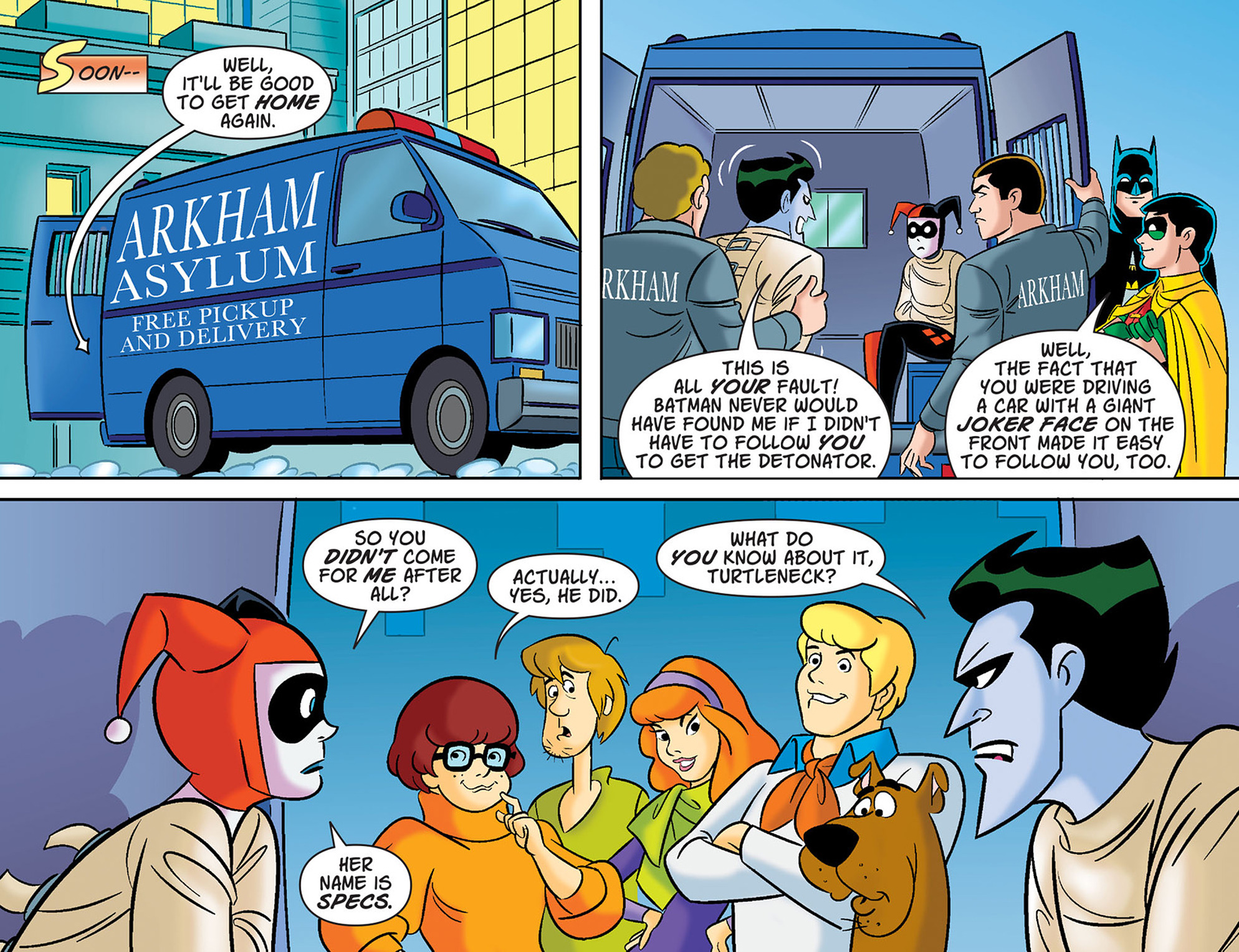 Read online Scooby-Doo! Team-Up comic -  Issue #42 - 20