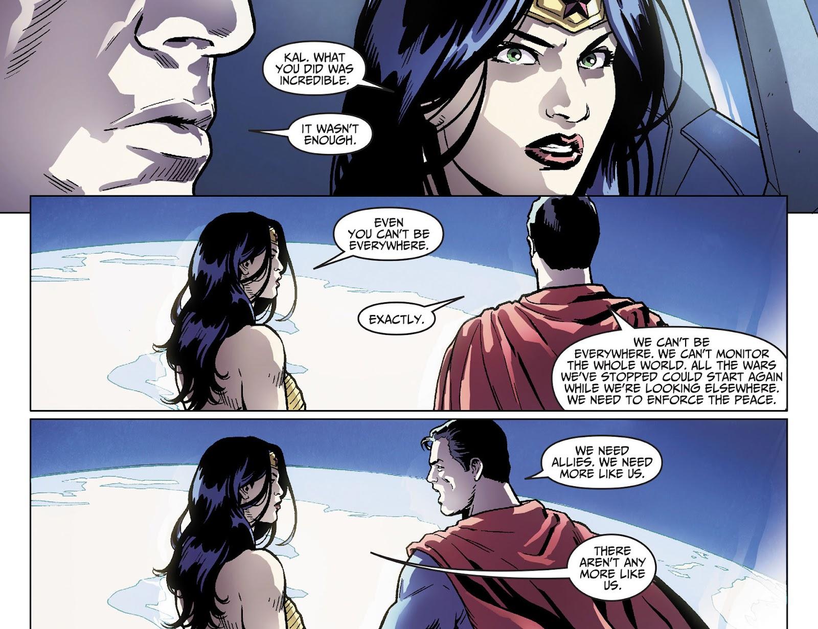 Injustice: Gods Among Us [I] Issue #25 #26 - English 5