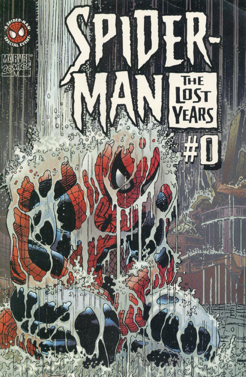Read online Spider-Man: The Lost Years comic -  Issue #0 - 1