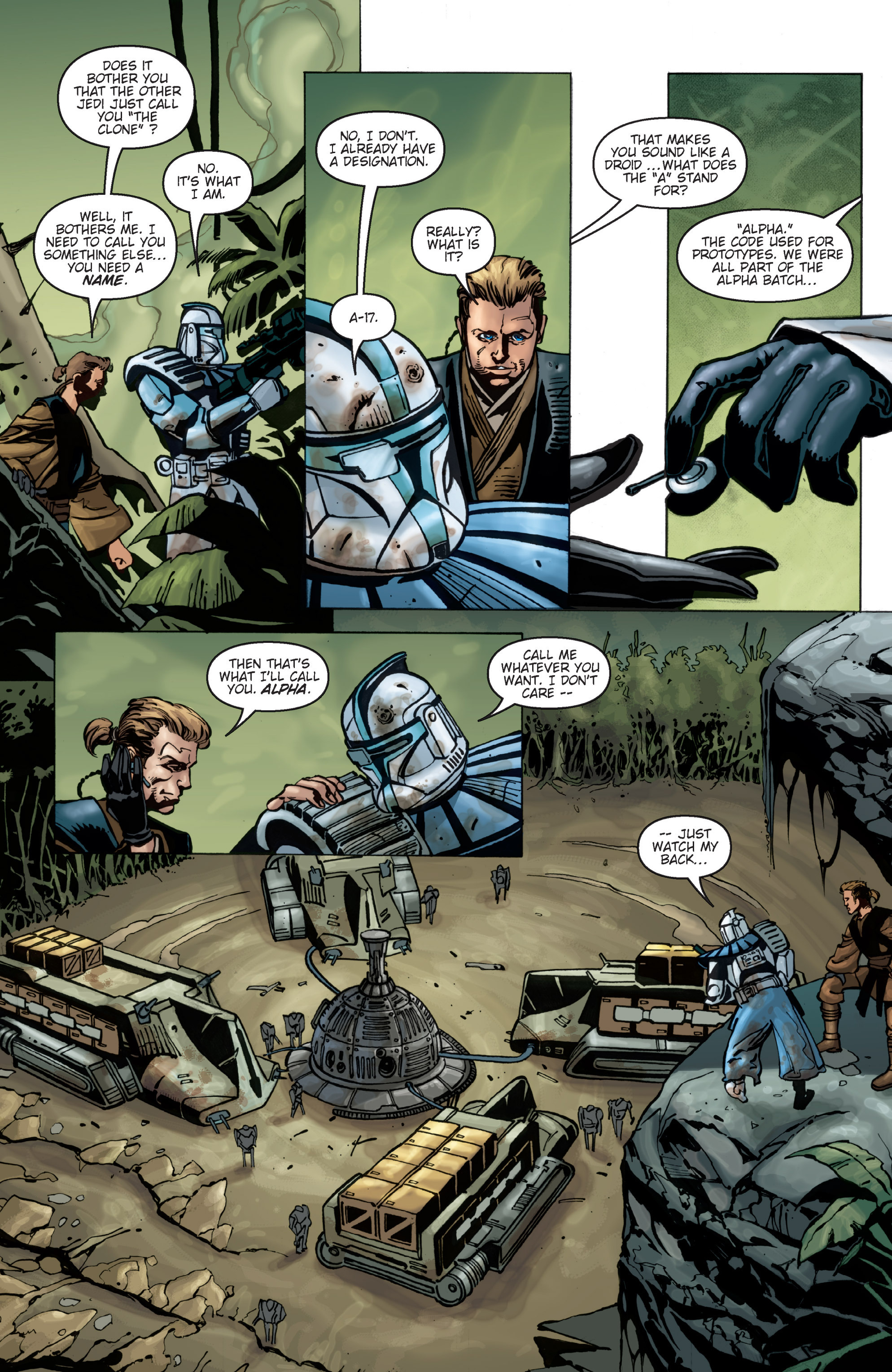 Star Wars Legends Epic Collection: The Clone Wars chap 1 pic 132
