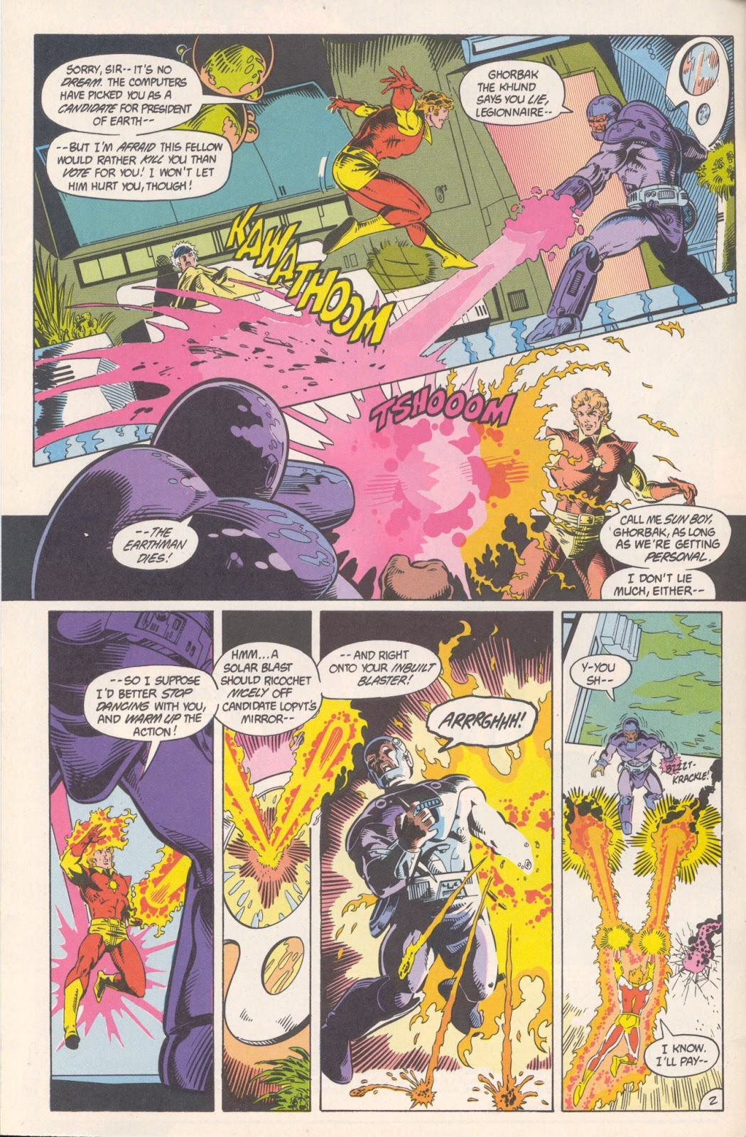 Tales of the Legion Issue #335 #22 - English 3