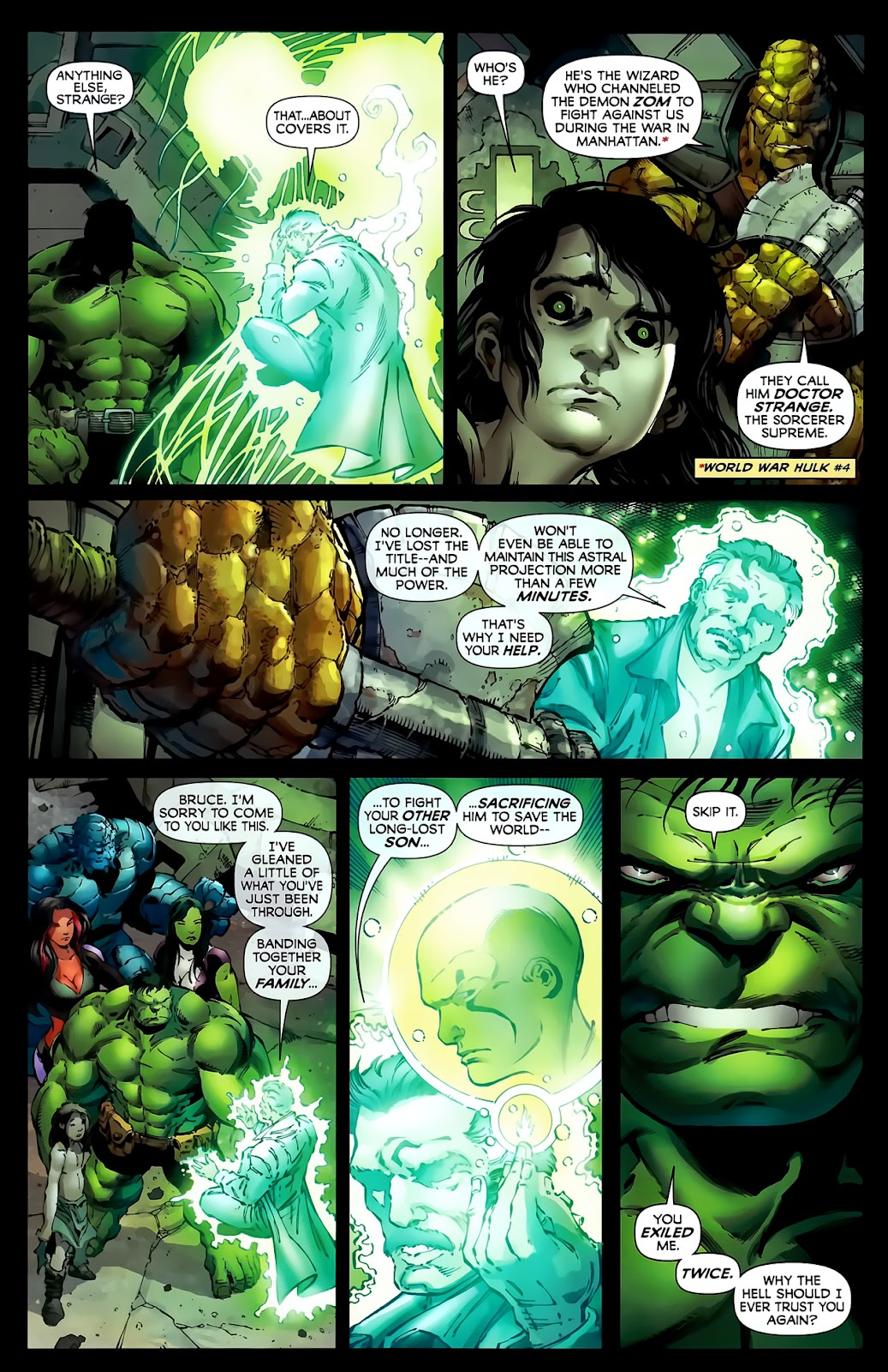 Incredible Hulks (2010) Issue #618 #8 - English 8