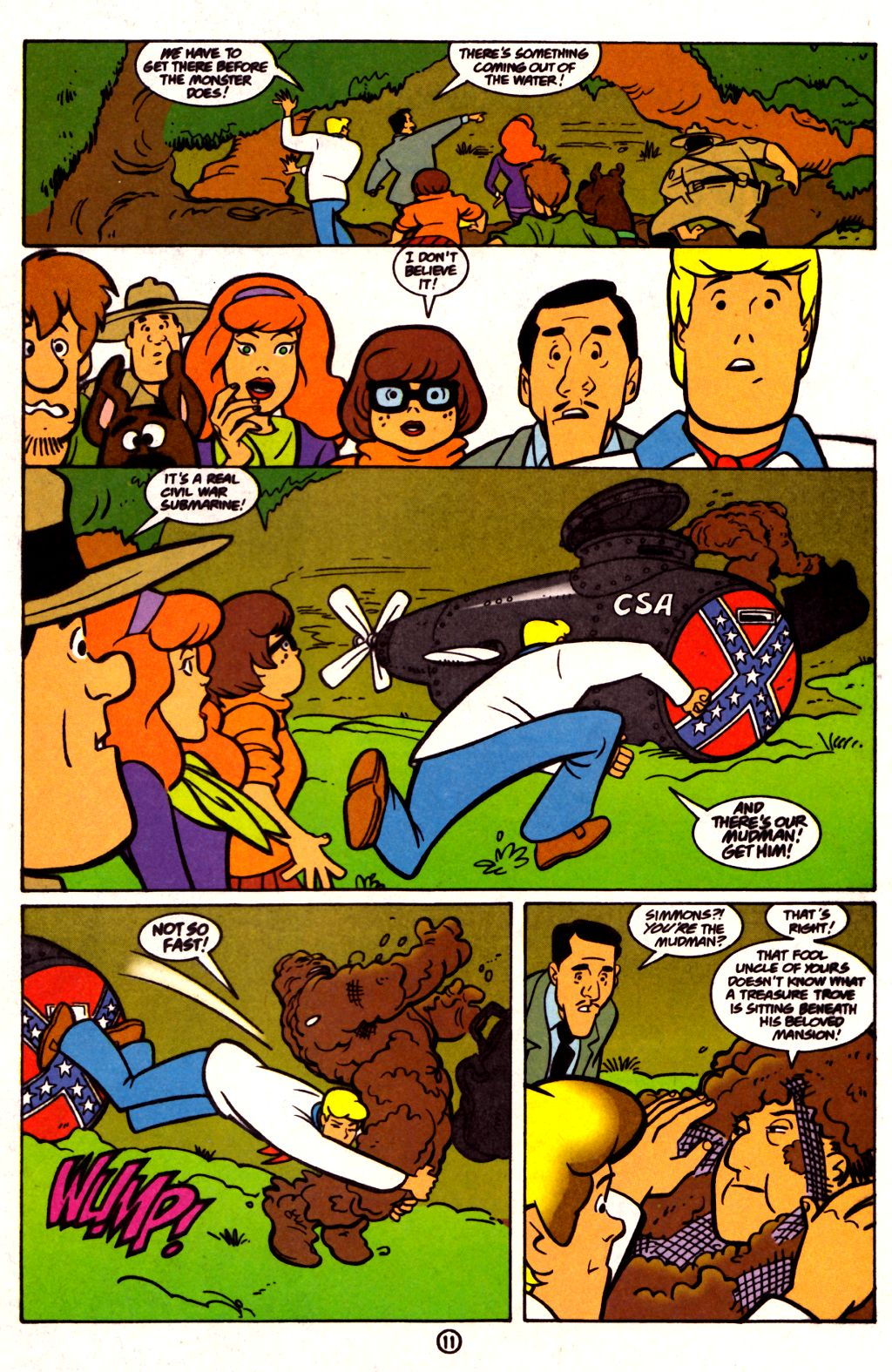 Read online Scooby-Doo (1997) comic -  Issue #21 - 12