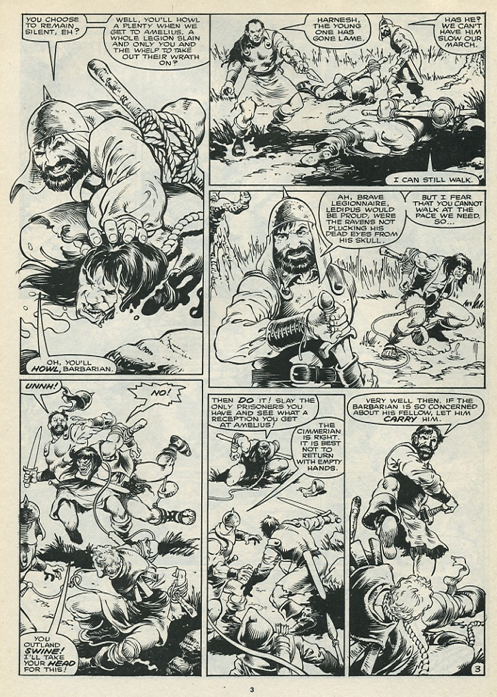 The Savage Sword Of Conan Issue #172 #173 - English 5