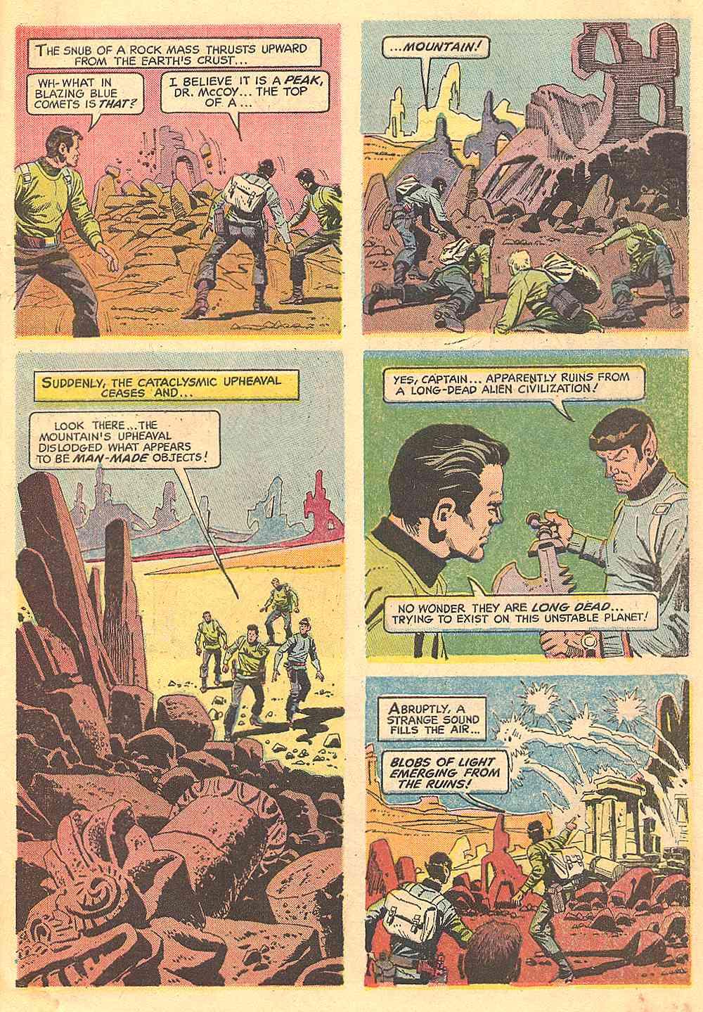 Star Trek (1967) Issue #4 #4 - English 6