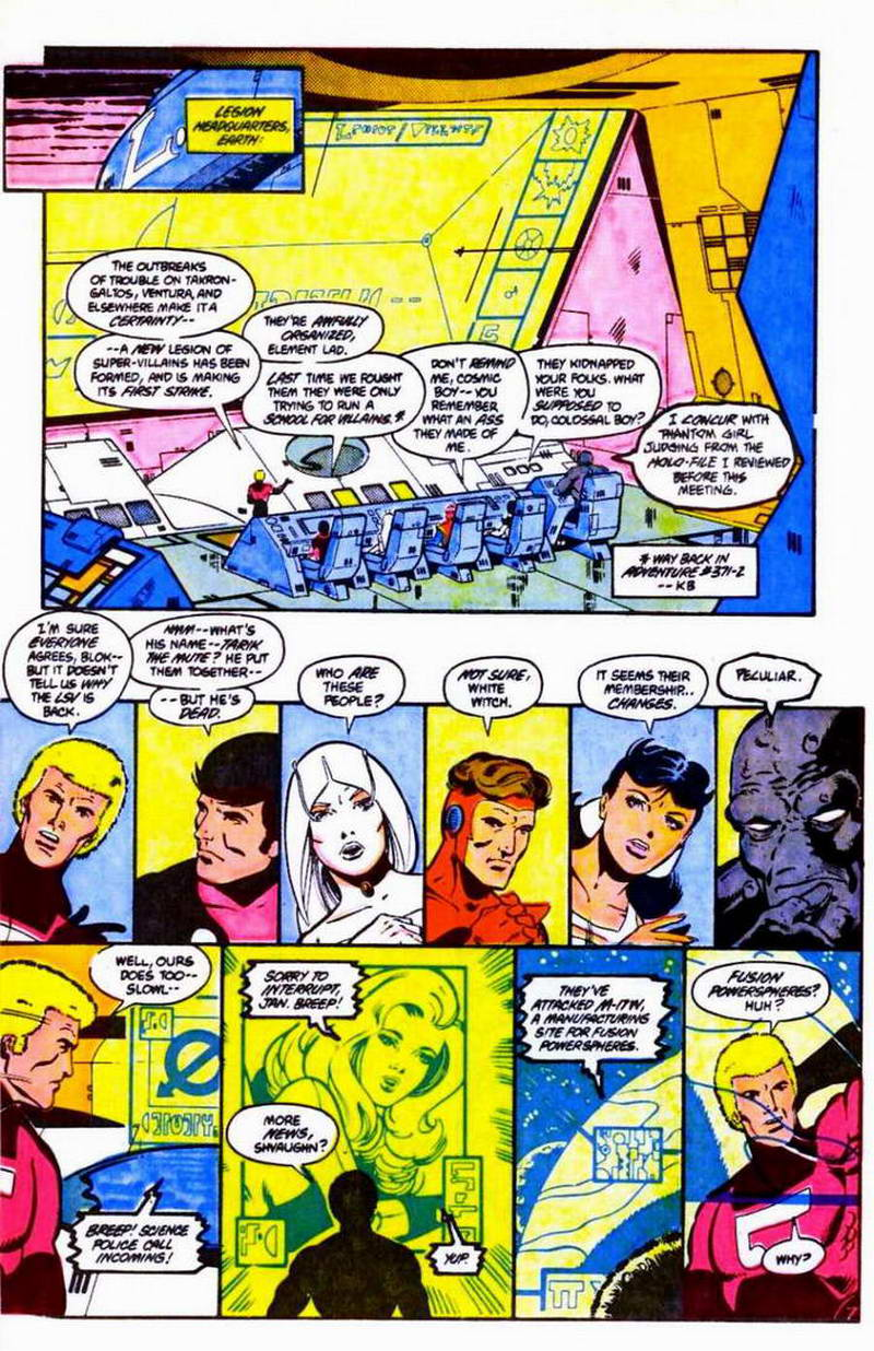 Tales of the Legion Issue #327 #14 - English 8