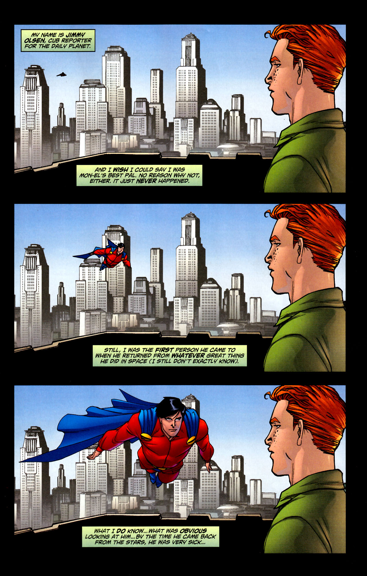 Read online Adventure Comics (2009) comic -  Issue #11 - 19