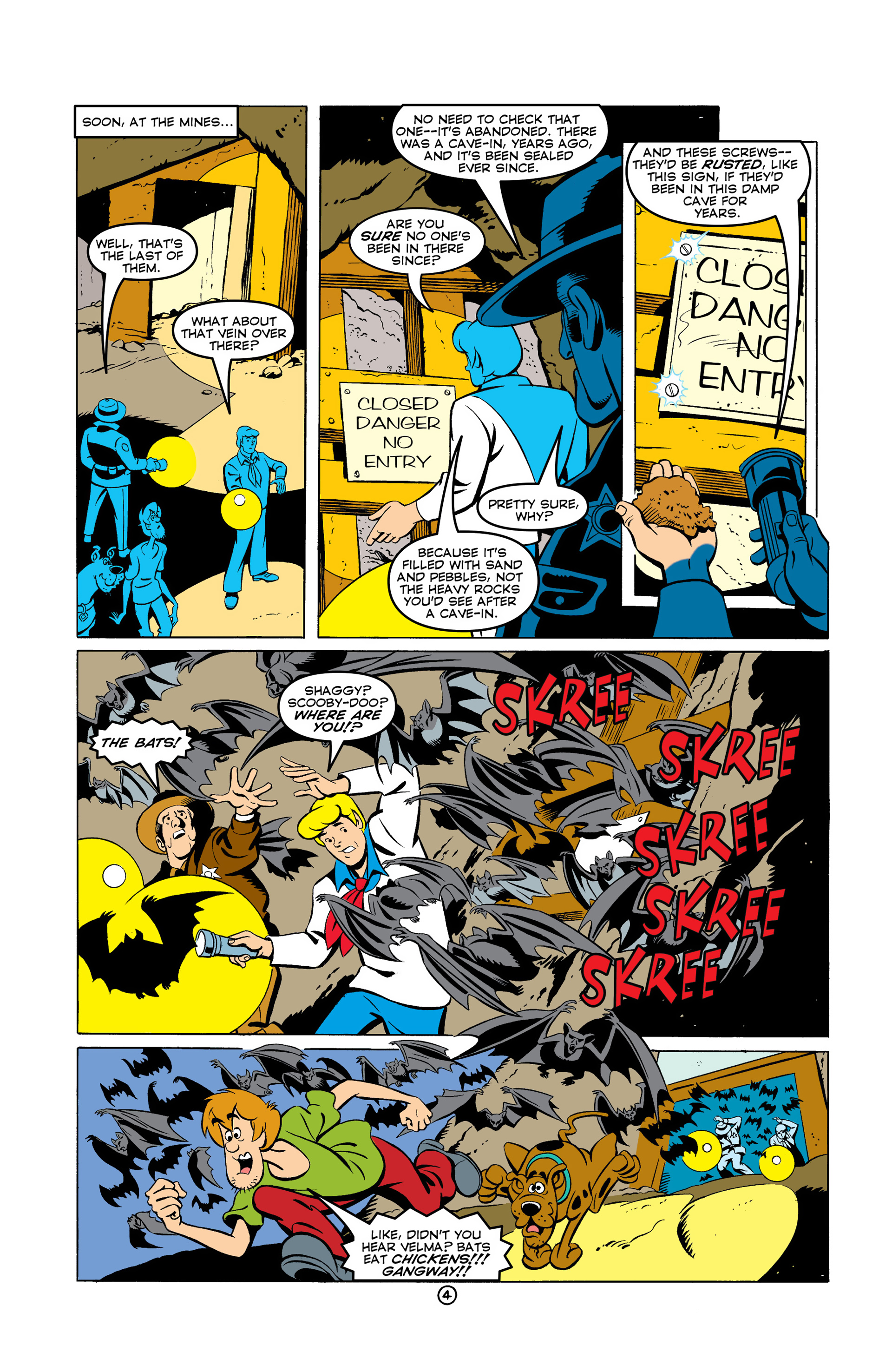Read online Scooby-Doo (1997) comic -  Issue #47 - 5