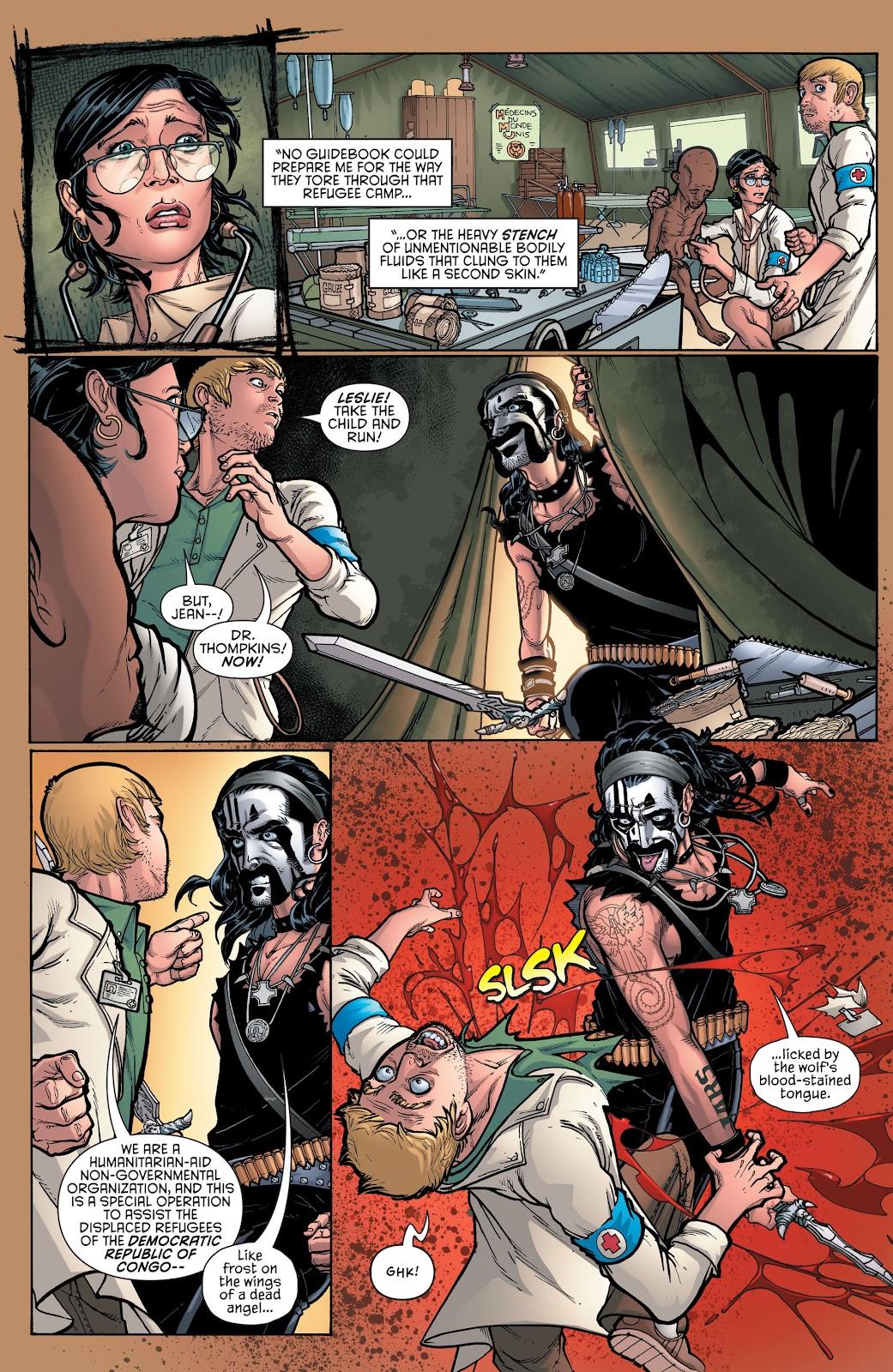 Nightwing (2011) Issue #30 #32 - English 3