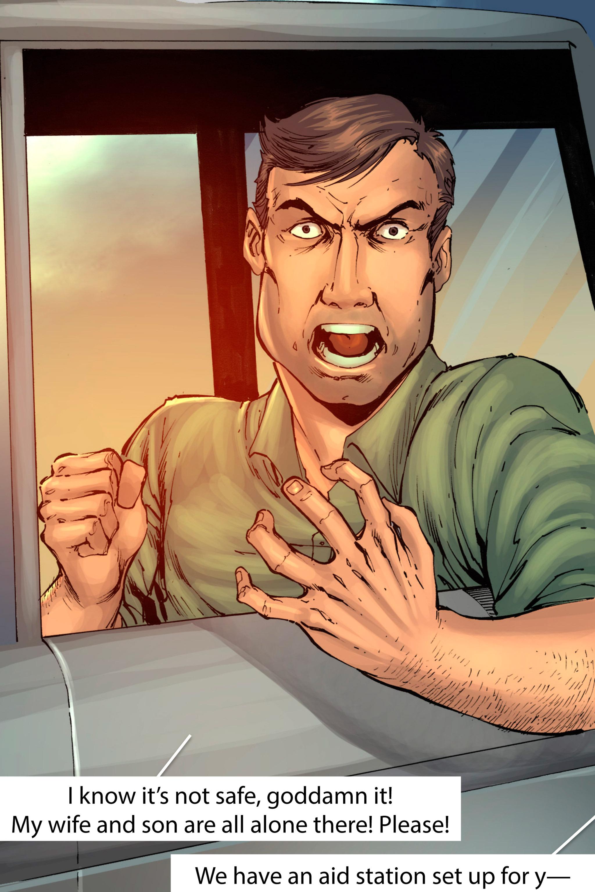 Read online Z-Men comic -  Issue #1 - 12