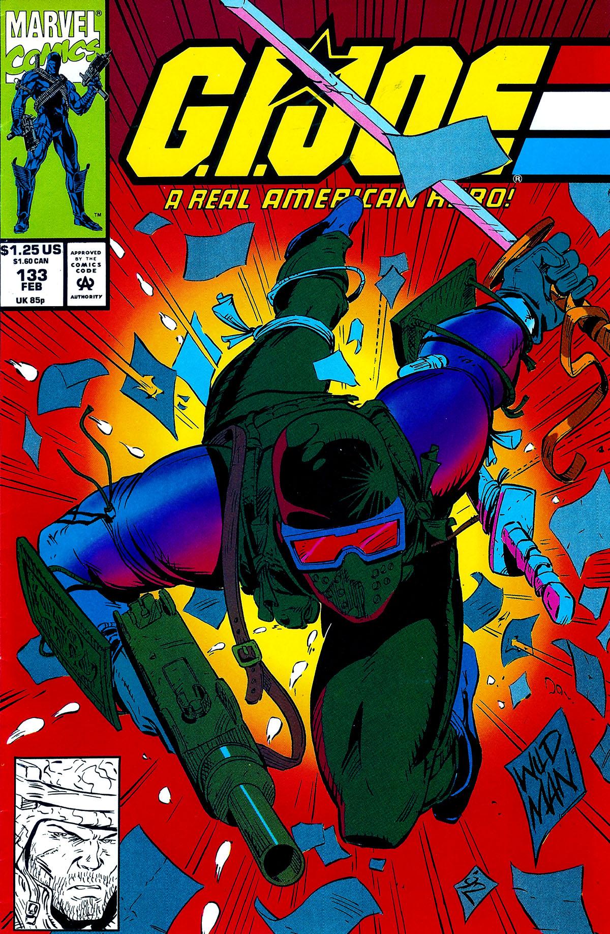 G.I. Joe: A Real American Hero 133 Page 1