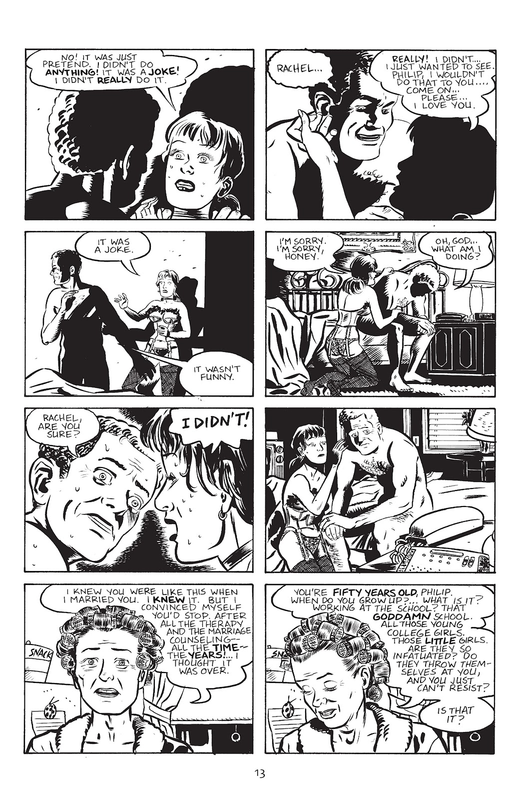 Stray Bullets Issue #20 #20 - English 15
