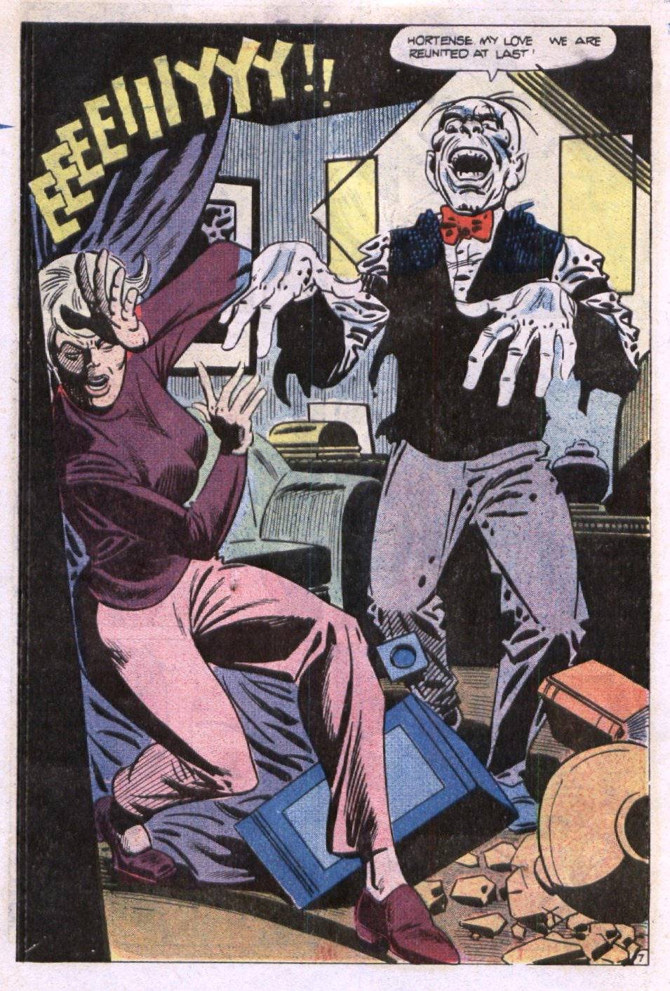Read online Scary Tales comic -  Issue #14 - 20