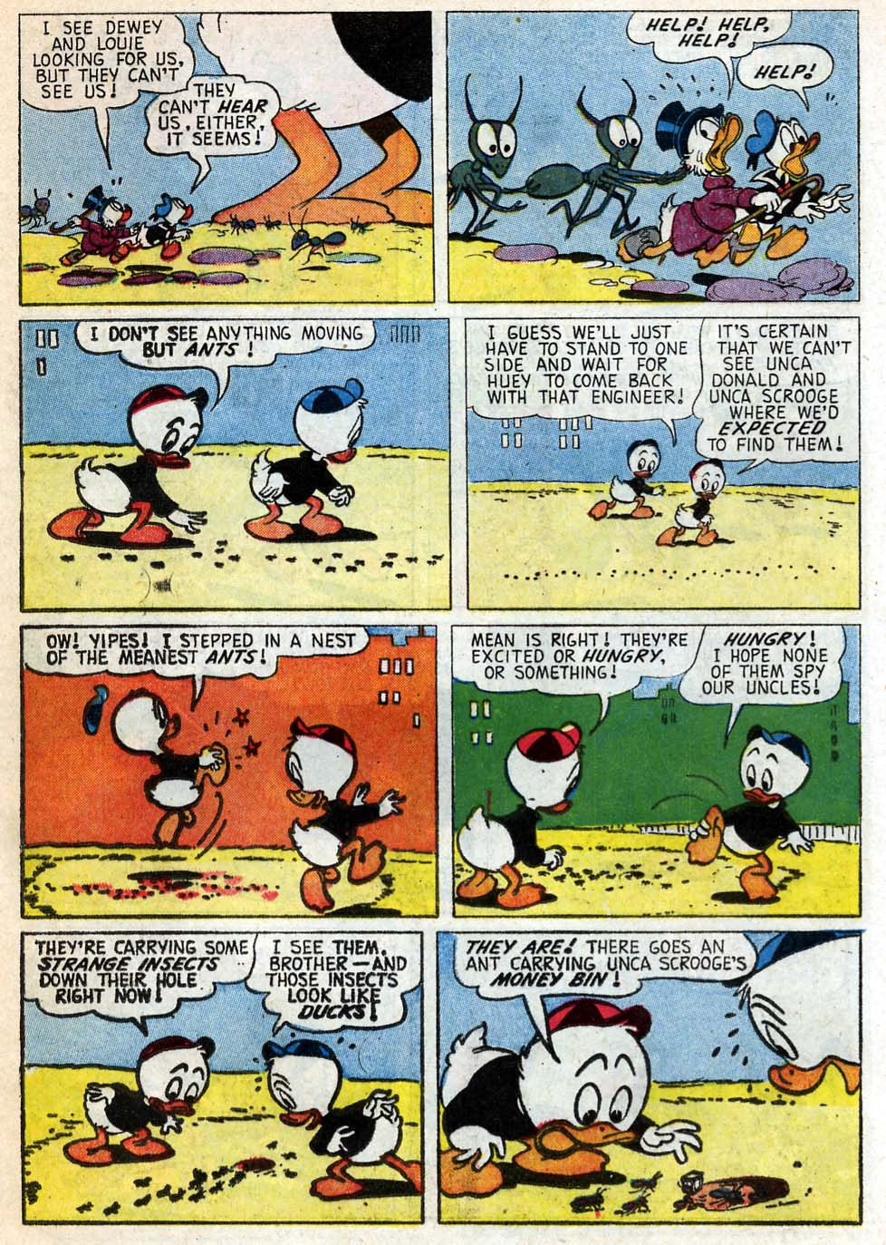 Uncle Scrooge (1953) Issue #33 #33 - English 12